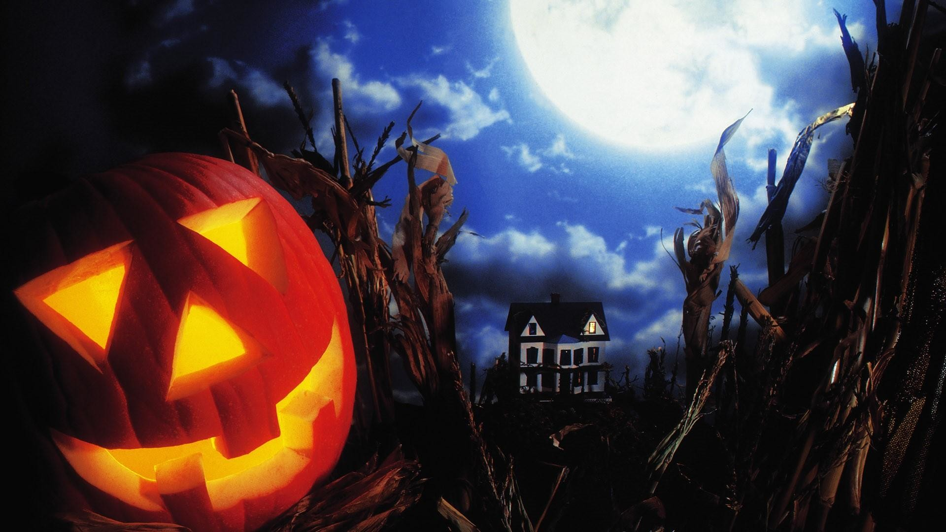 Res: 1920x1080, Happy Halloween Wallpaper | Wallpaper Studio 10 | Tens of thousands HD and  UltraHD wallpapers for Android, Windows and Xbox
