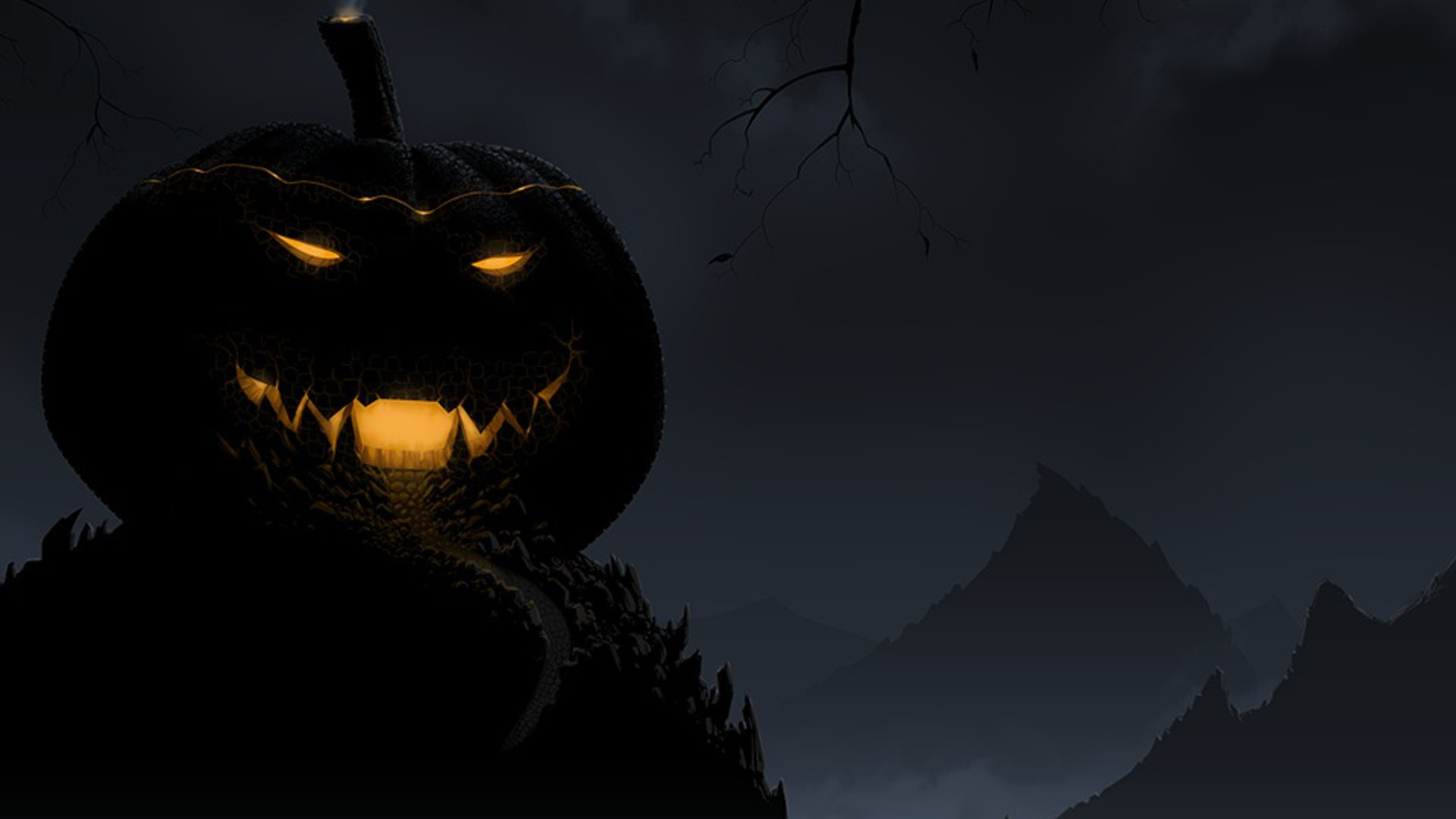 Res: 1920x1080, Collection of Awesome Halloween Wallpaper on HDWallpapers