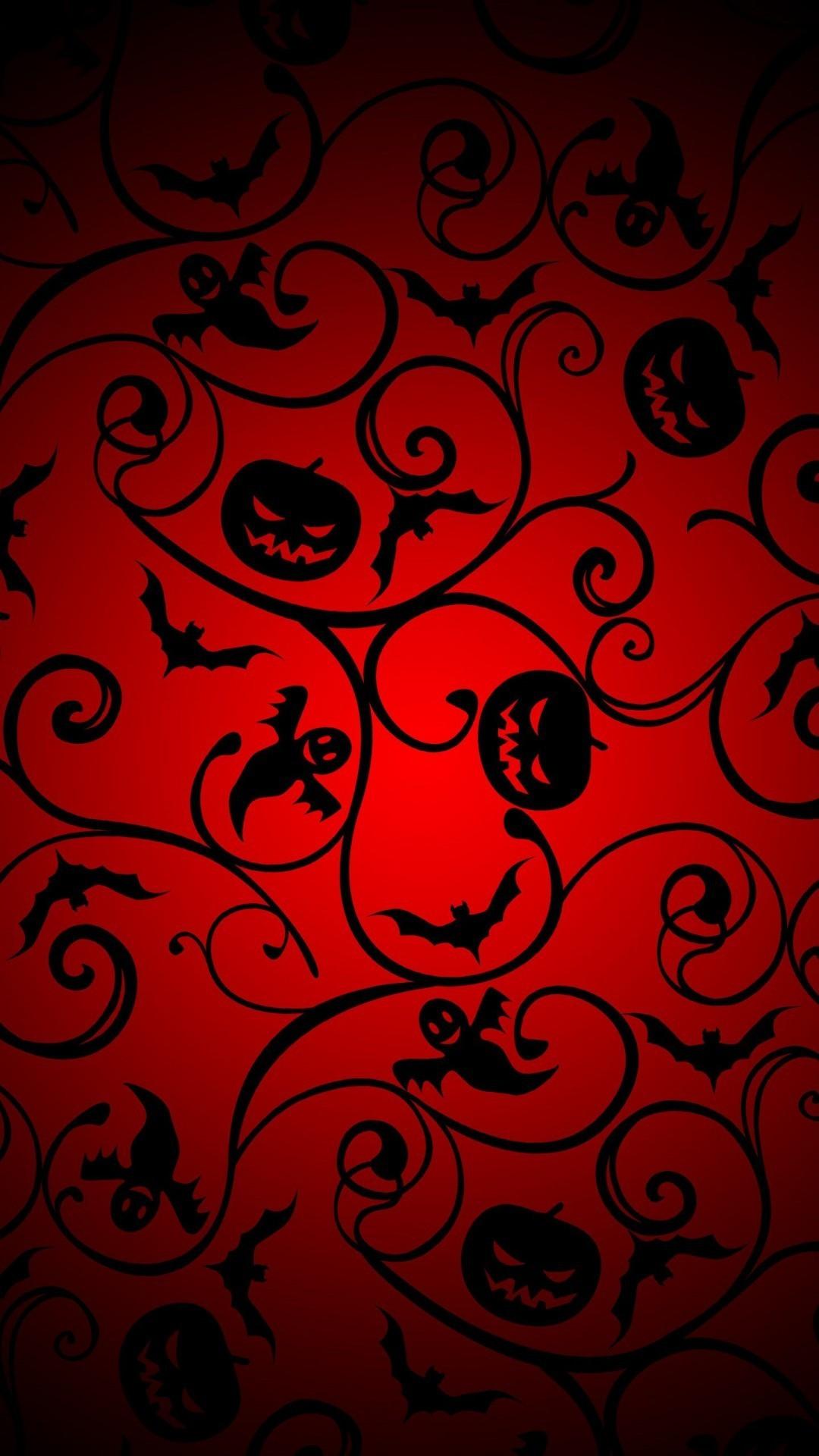Res: 1080x1920, Halloween Pumpkin