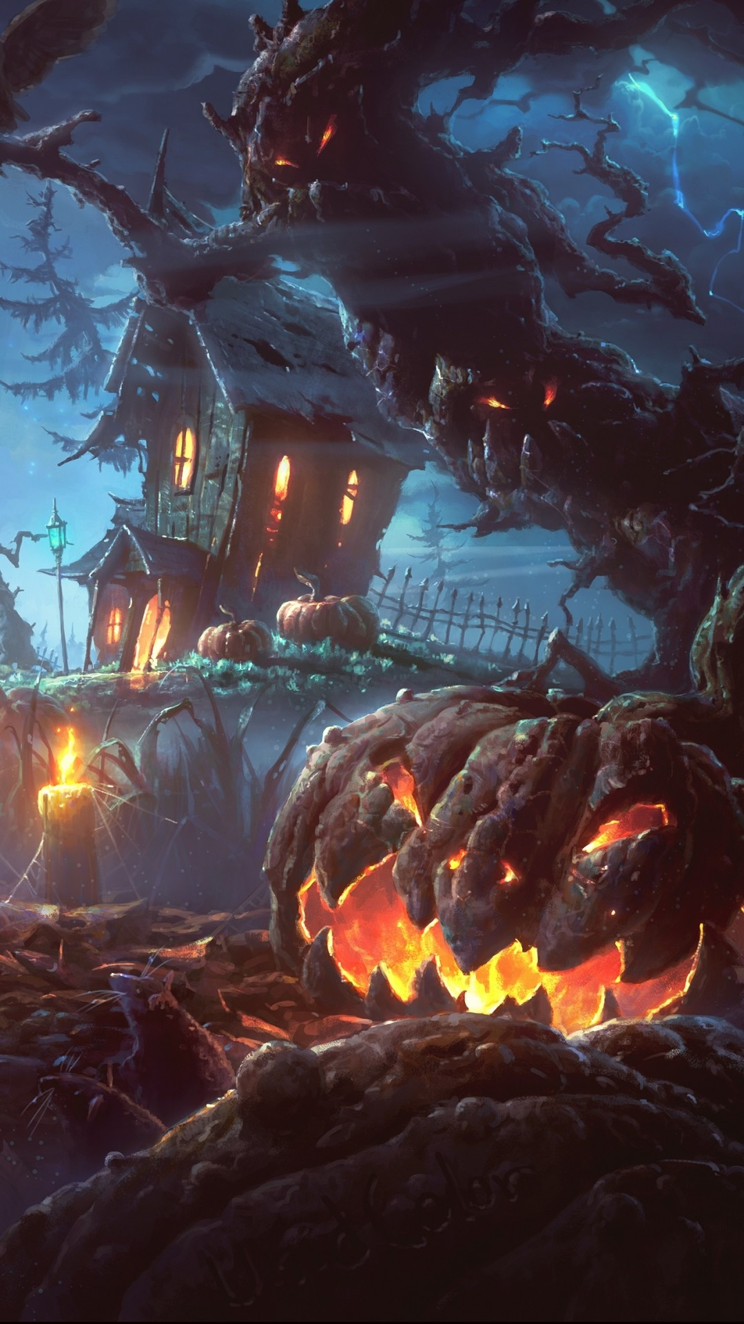 Res: 1080x1920, New Halloween IPhone 6 HD Widescreen Backgrounds