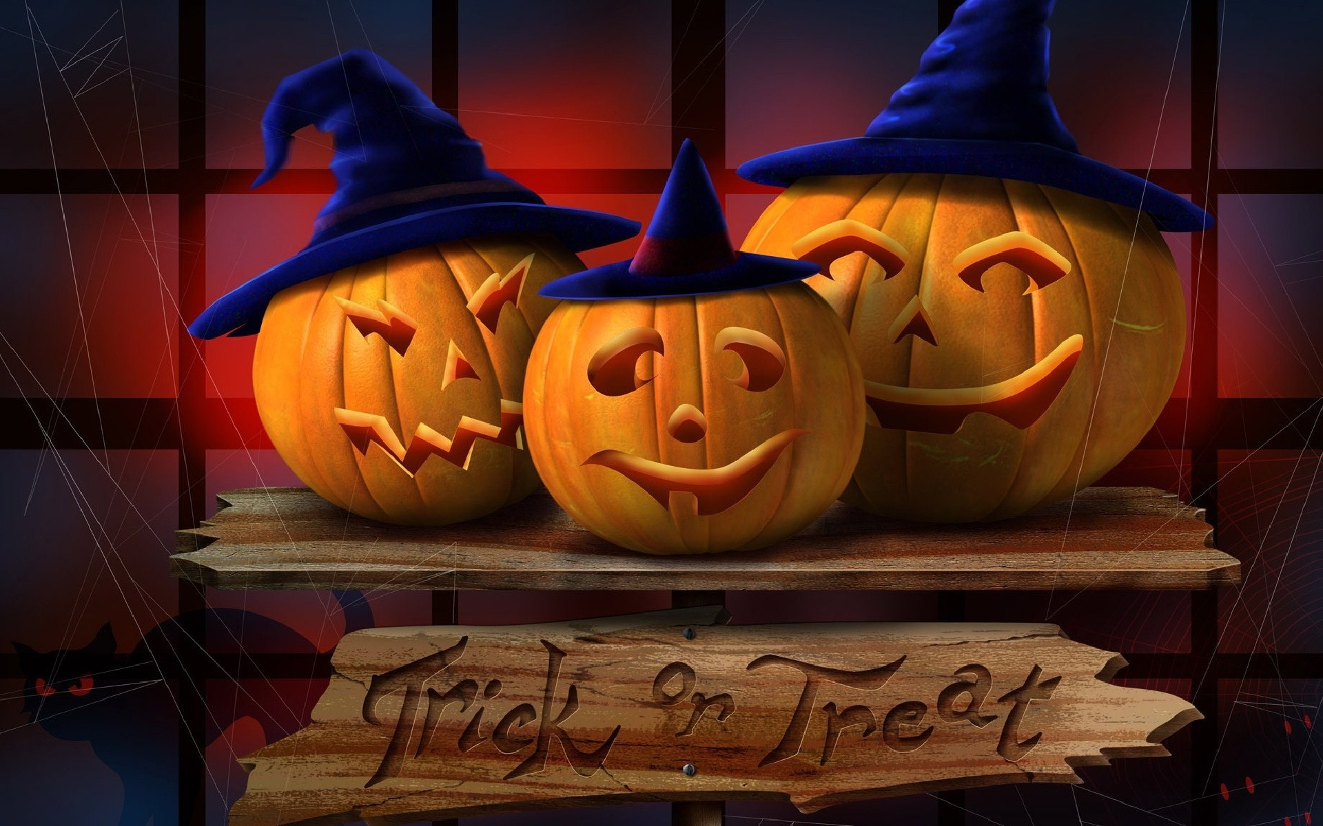Res: 1920x1200, Wonderful Halloween Wallpaper