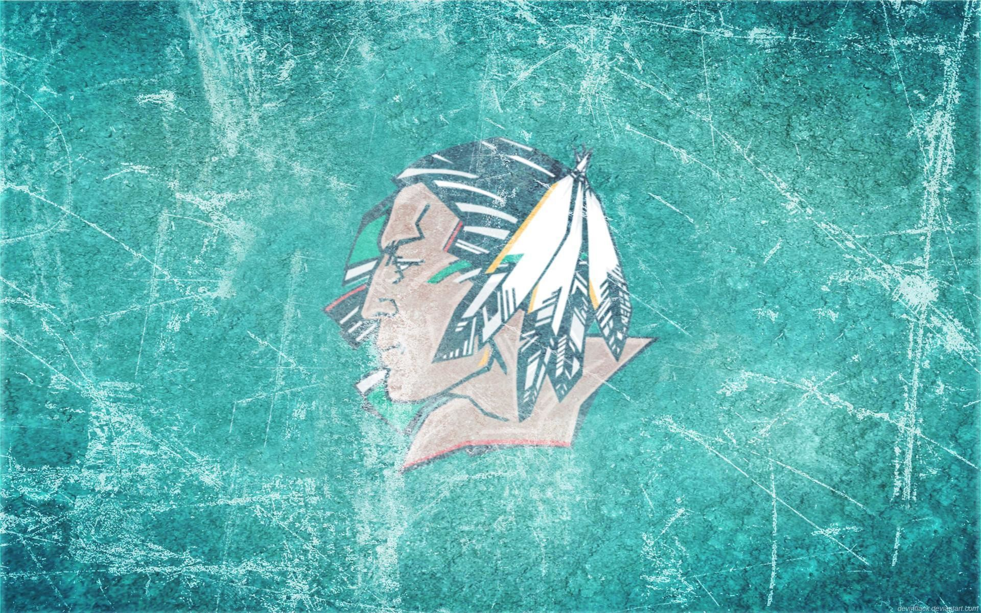 Res: 1920x1200, Fighting Sioux Ice Wallpaper by DevinFlack on DeviantArt