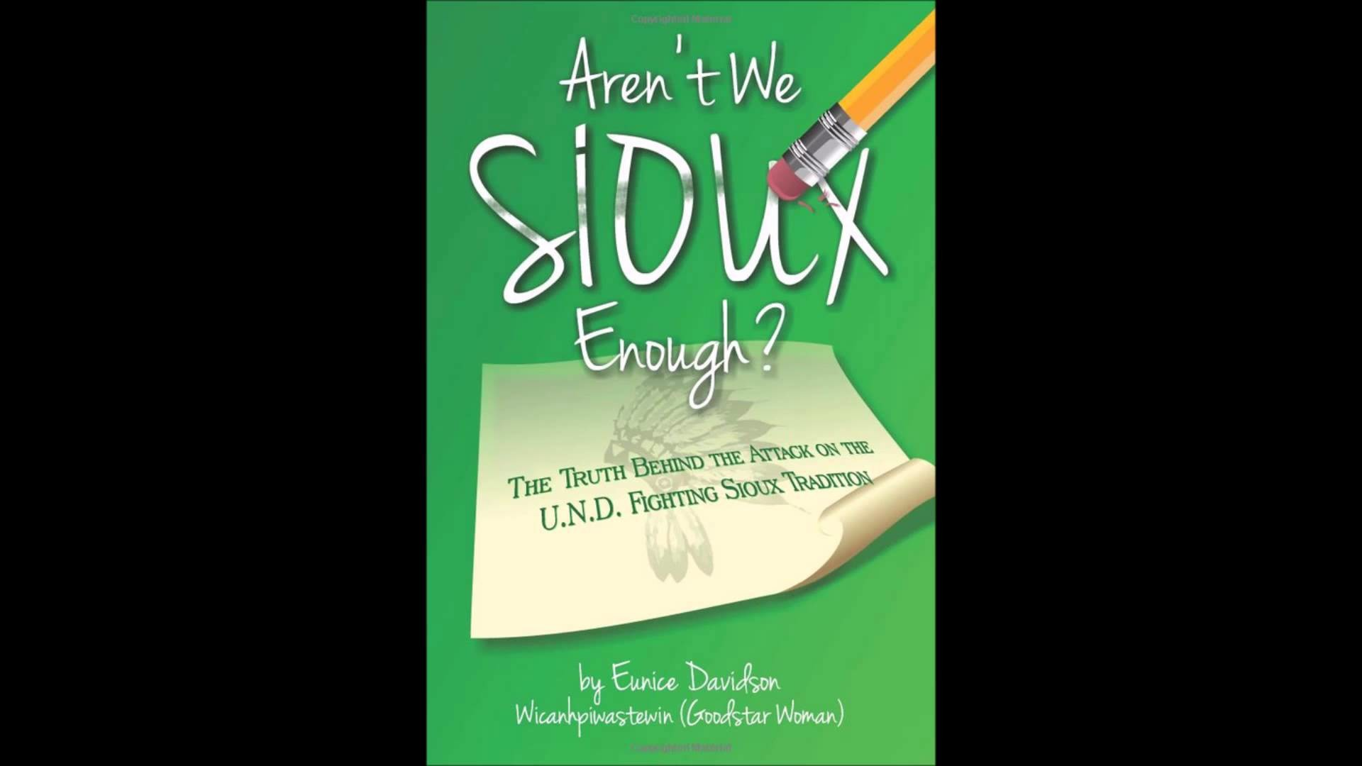 "Res: 1920x1080, Eunice Davidson Talks About Her Book ""Aren't We Sioux Enough"""