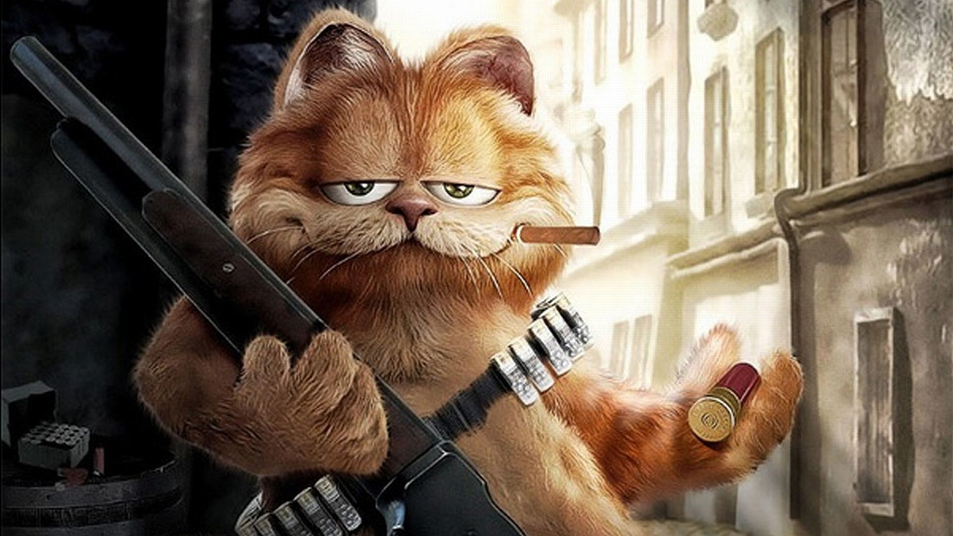 Res: 1920x1080, Funny Garfield Wallpapers Wallpaper