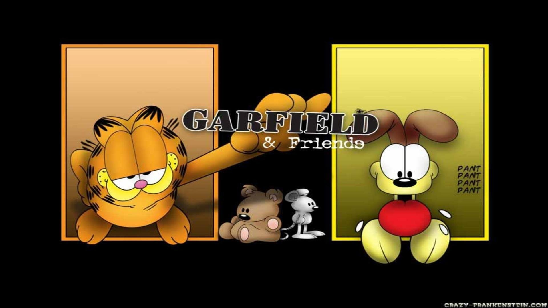 Res: 1920x1080, garfield 454627