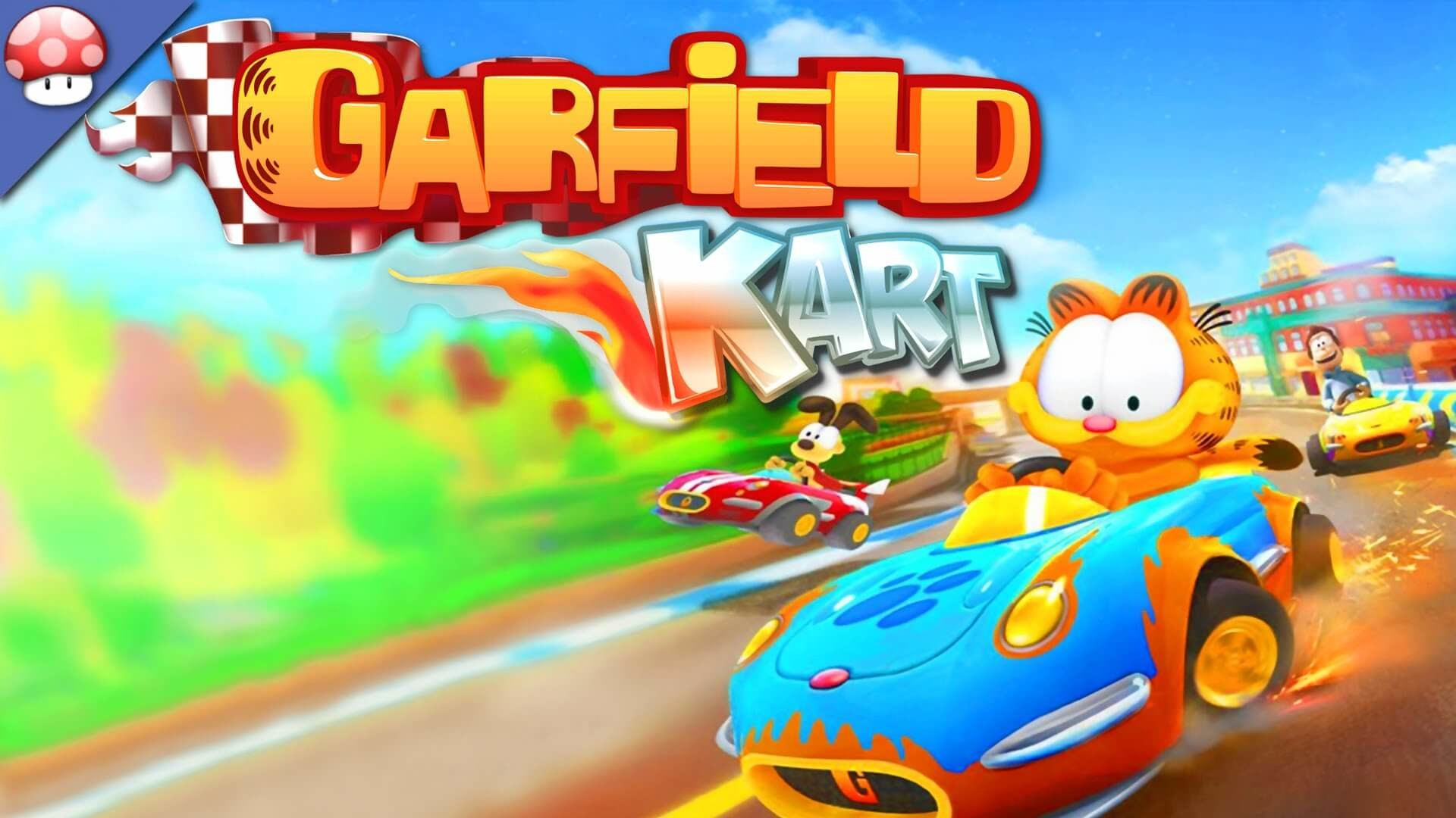 Res: 1920x1080, Garfield Wallpapers for iPad