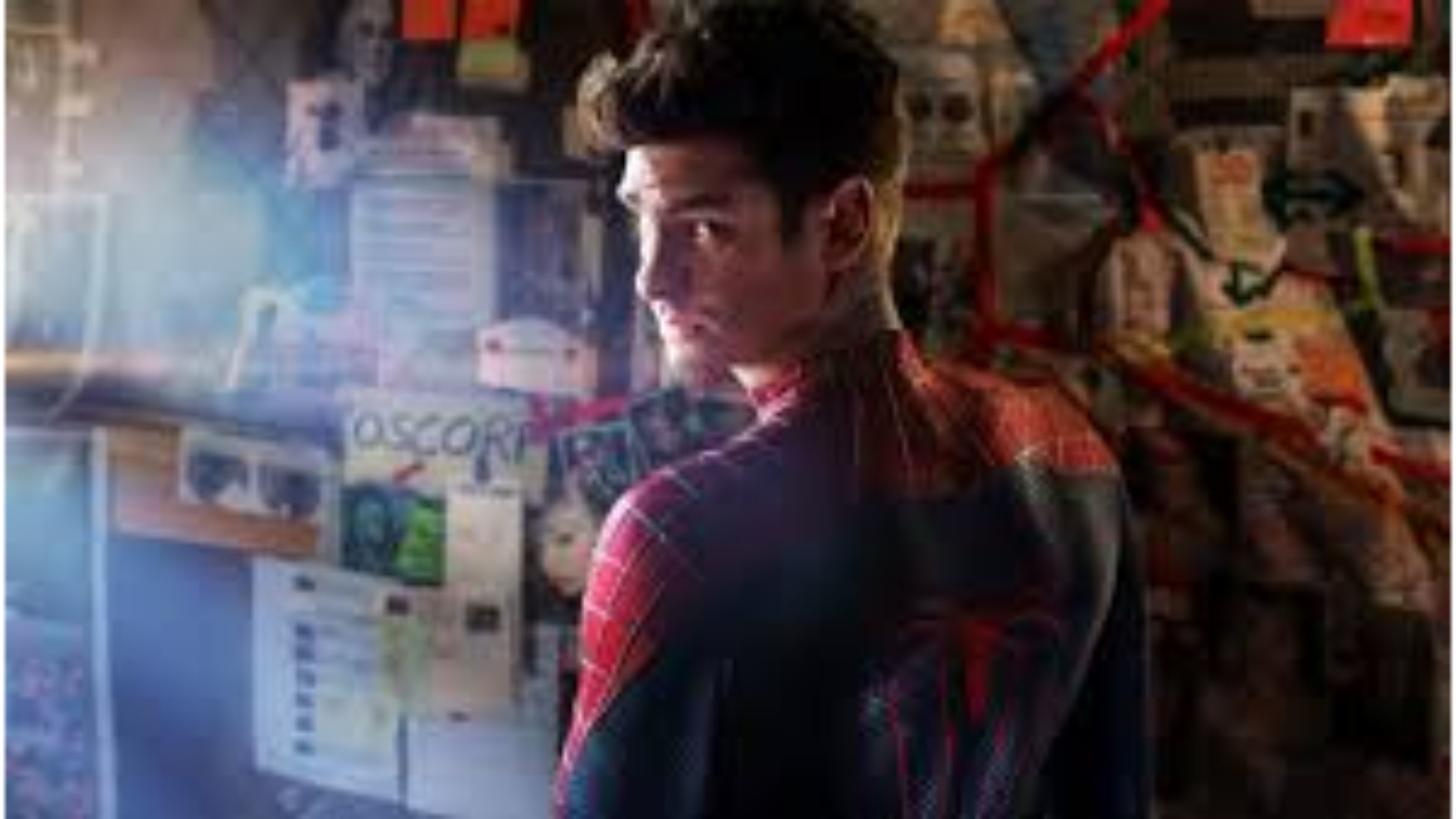 Res: 3840x2160, Spiderman Andrew Garfield 4K Wallpaper