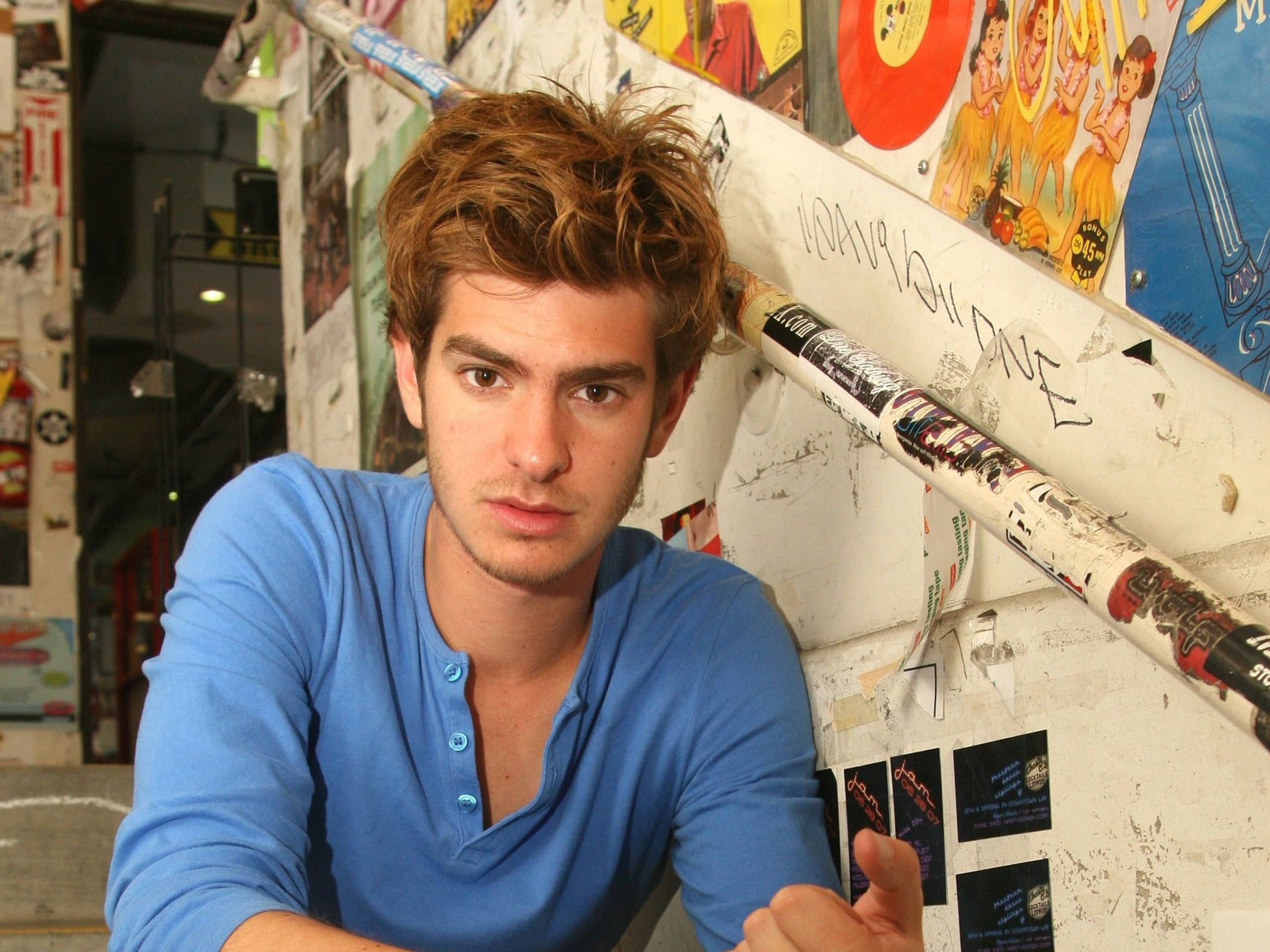 Res: 2560x1920, Andrew Garfield Wallpapers