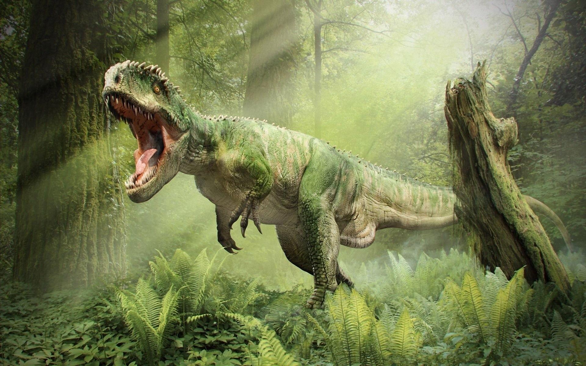 Res: 1920x1200, Tyrannosaurus rex roar t-rex dinosaur wallpaper |  | 75114 |  WallpaperUP
