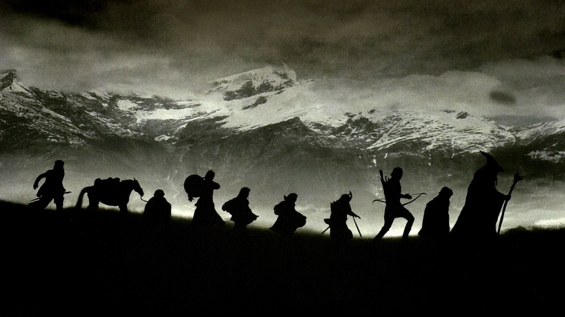 Res: 1920x1080, The Lord of the Rings: The Fellowship of the Ring Wallpapers