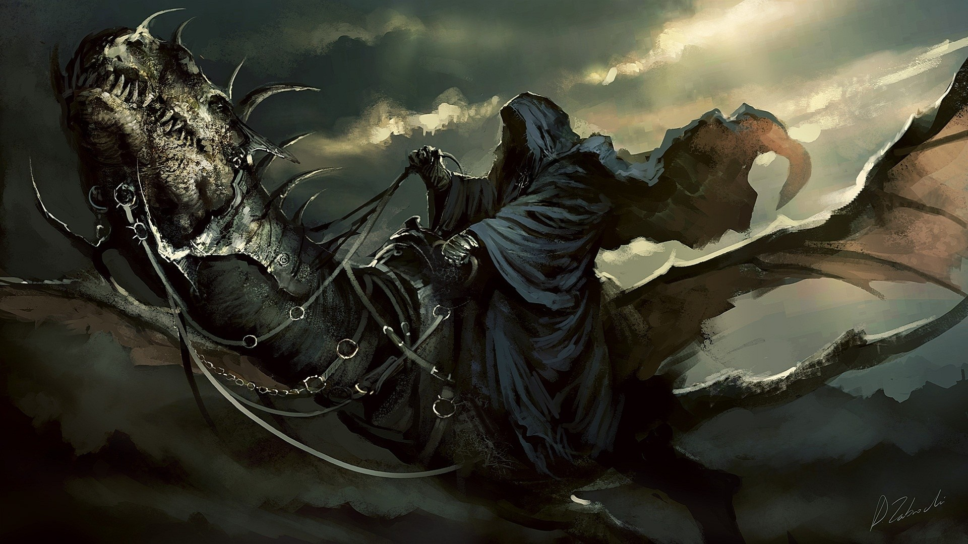 Res: 1920x1080, Lord of the rings reaper dragon dark wallpaper |  | 136915 |  WallpaperUP