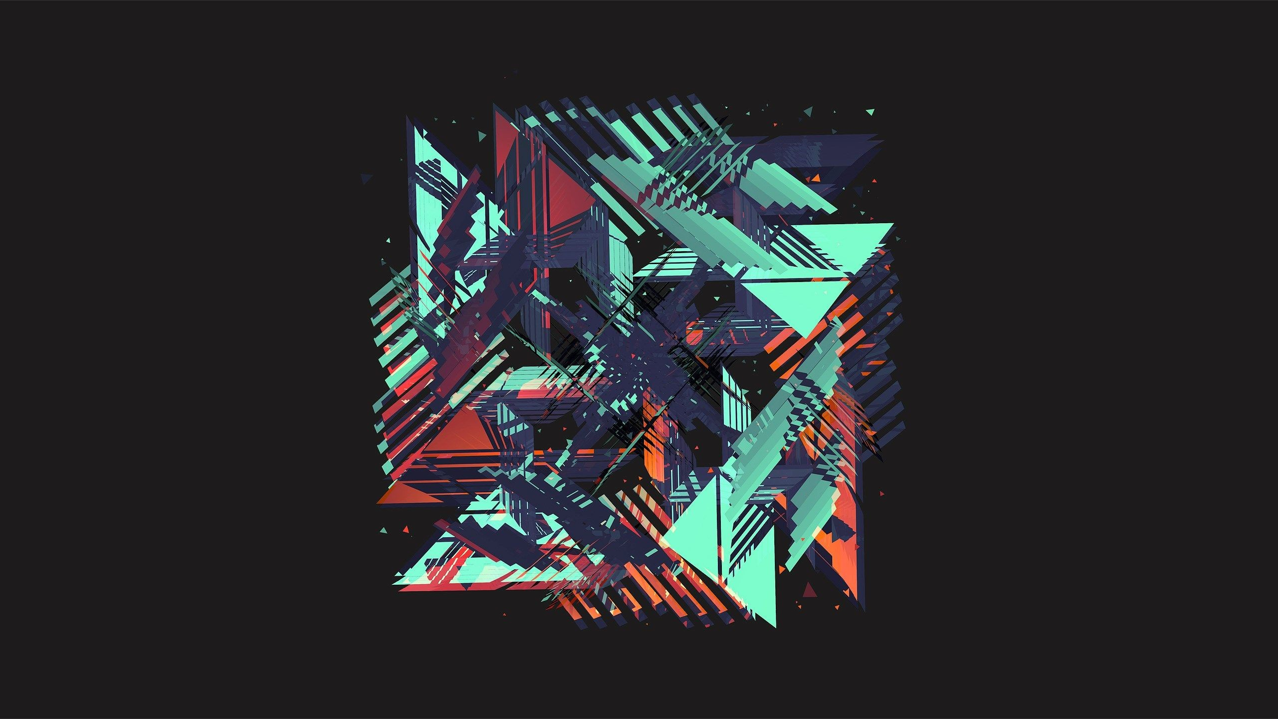 Res: 2560x1440, Abstract Hipster Wallpaper for Desktop Background - HD Wallpapers
