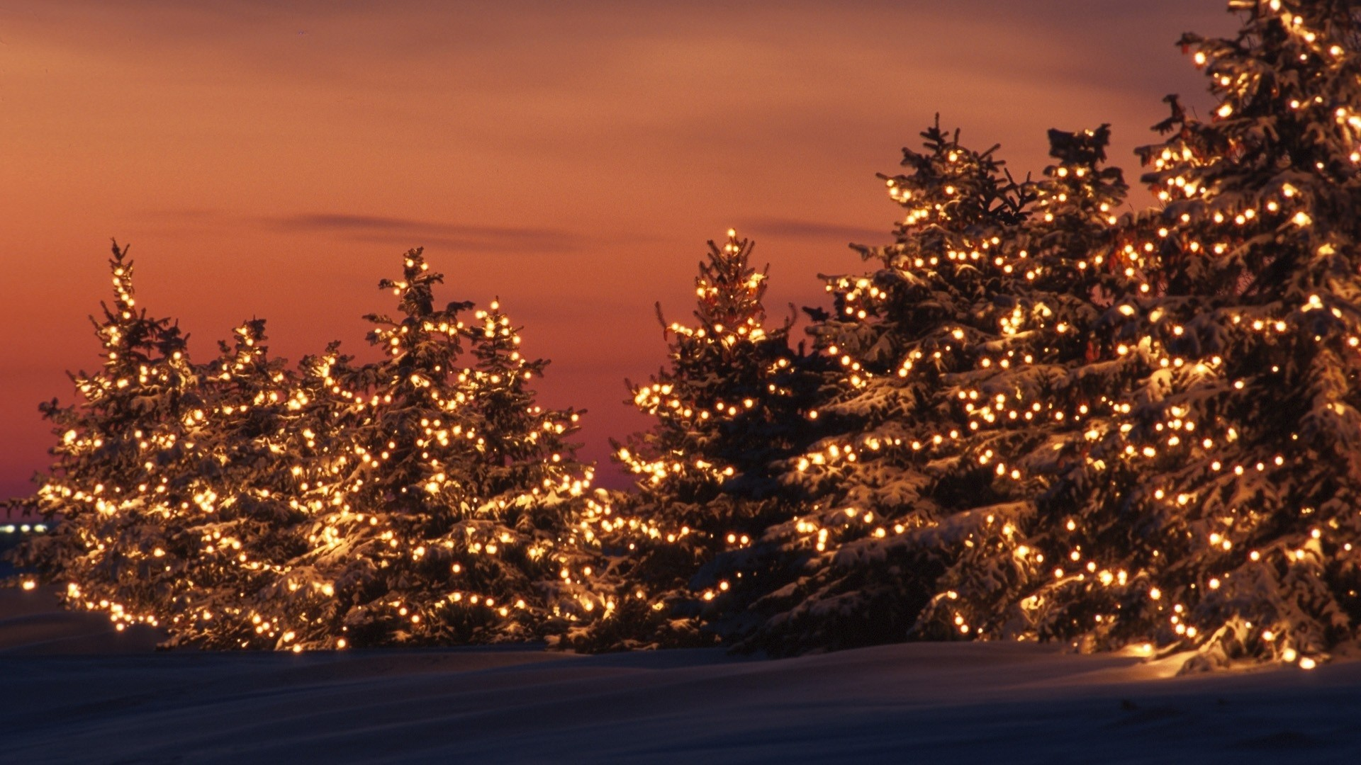 Res: 1920x1080, Free Christmas Winter Wallpaper Hd Images Lights X For Laptop