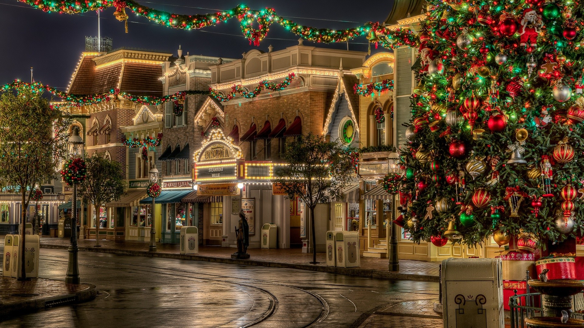 Res: 1920x1080, 2015 desktop backgrounds Christmas