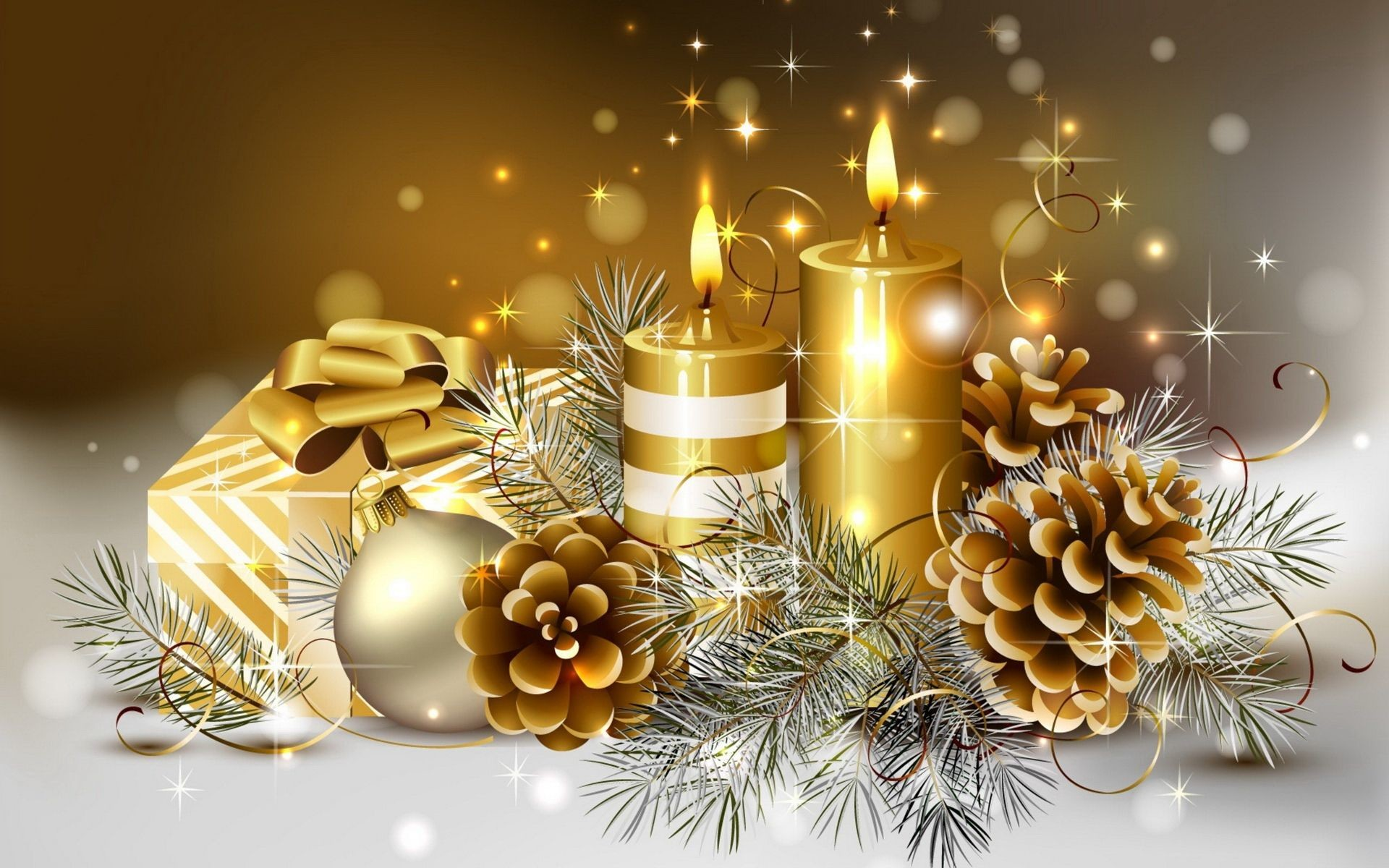 Res: 1920x1200, 40 Free Animated Christmas Wallpaper for Desktop