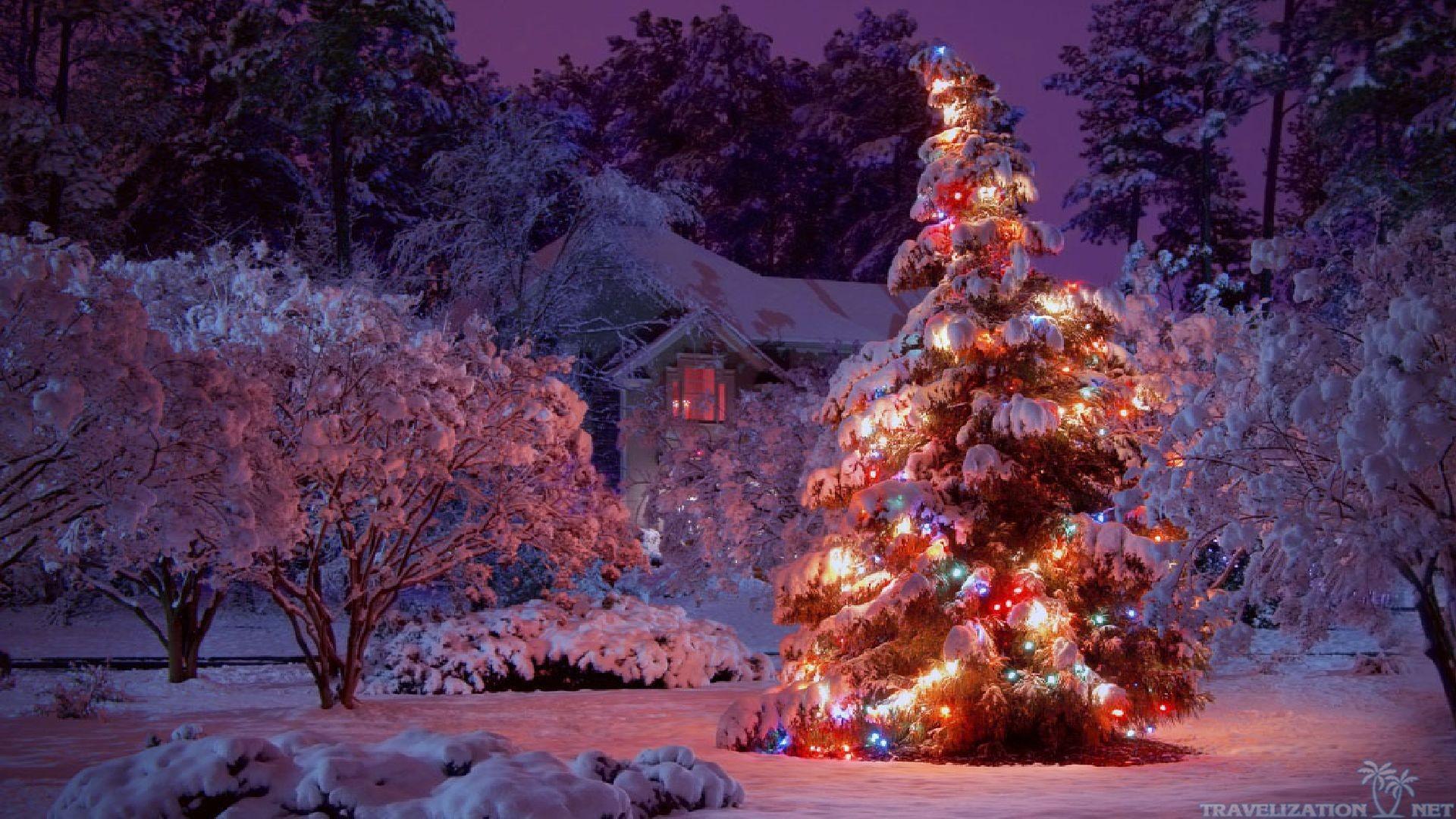 Res: 1920x1080, Christmas Lights Desktop Wallpapers
