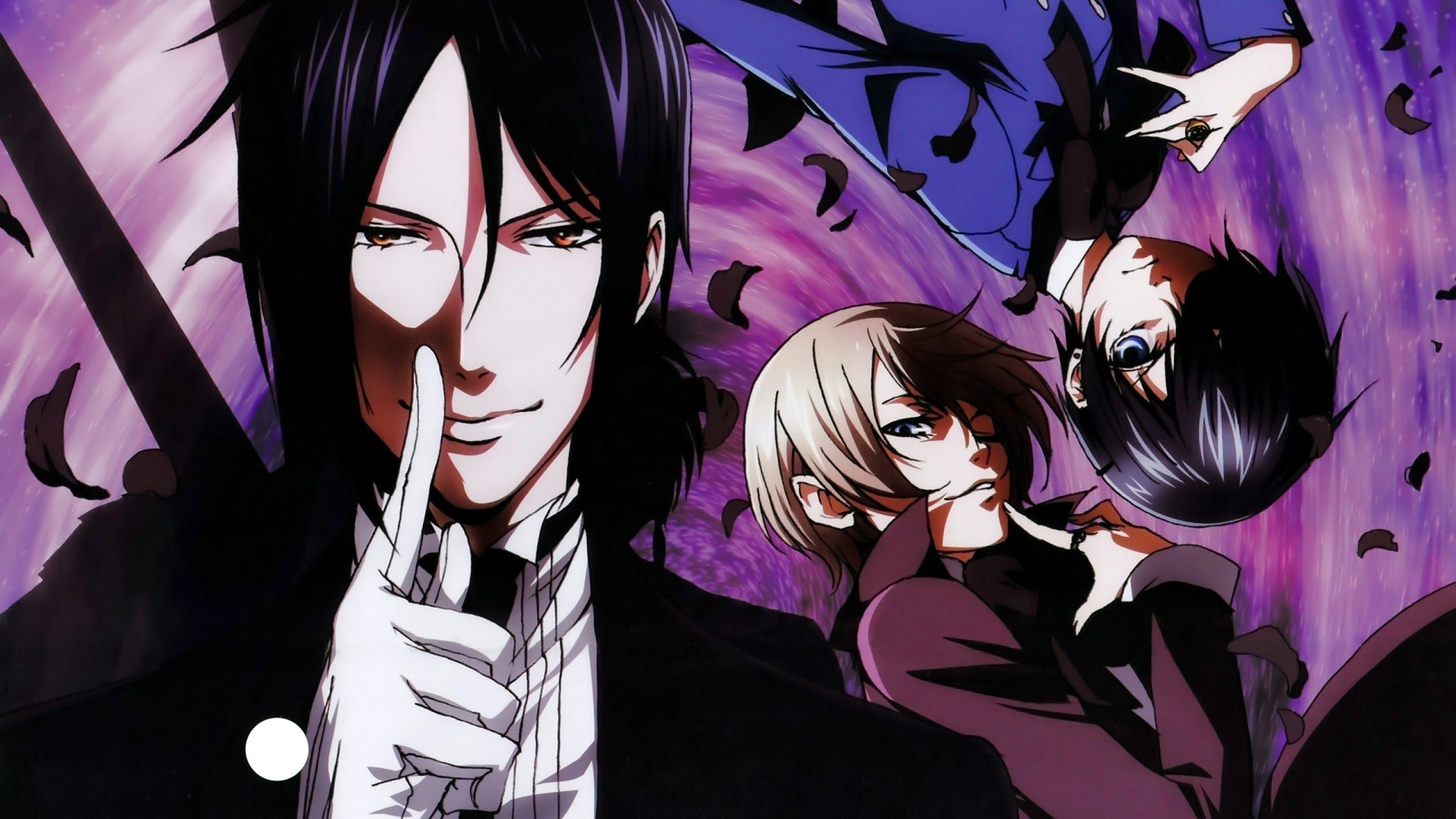 Res: 1920x1080, Black butler wallpaper 5