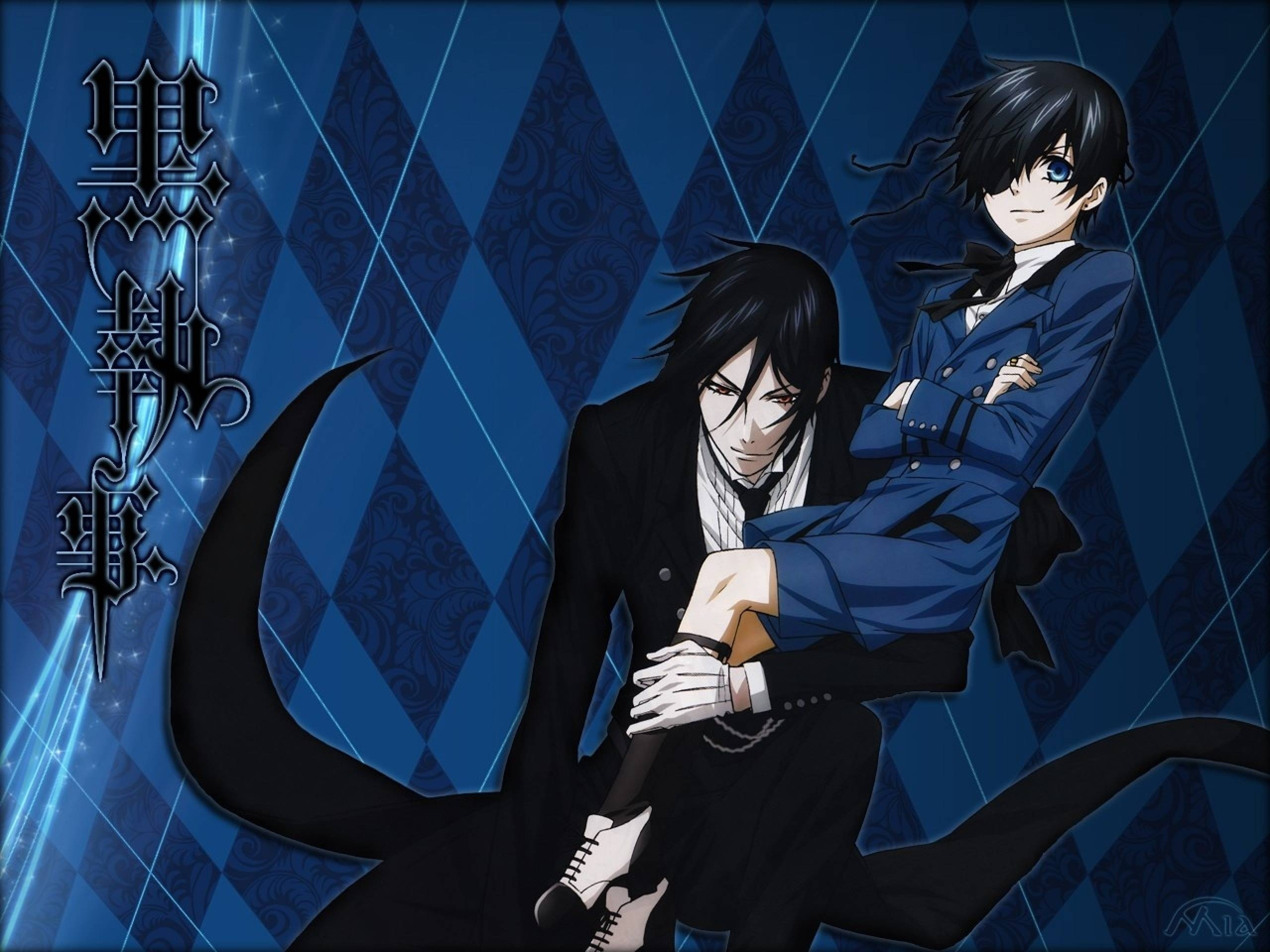 Res: 2560x1920, Title : black butler wallpapers – wallpaper cave. Dimension : 2560 x 1920.  File Type : JPG/JPEG
