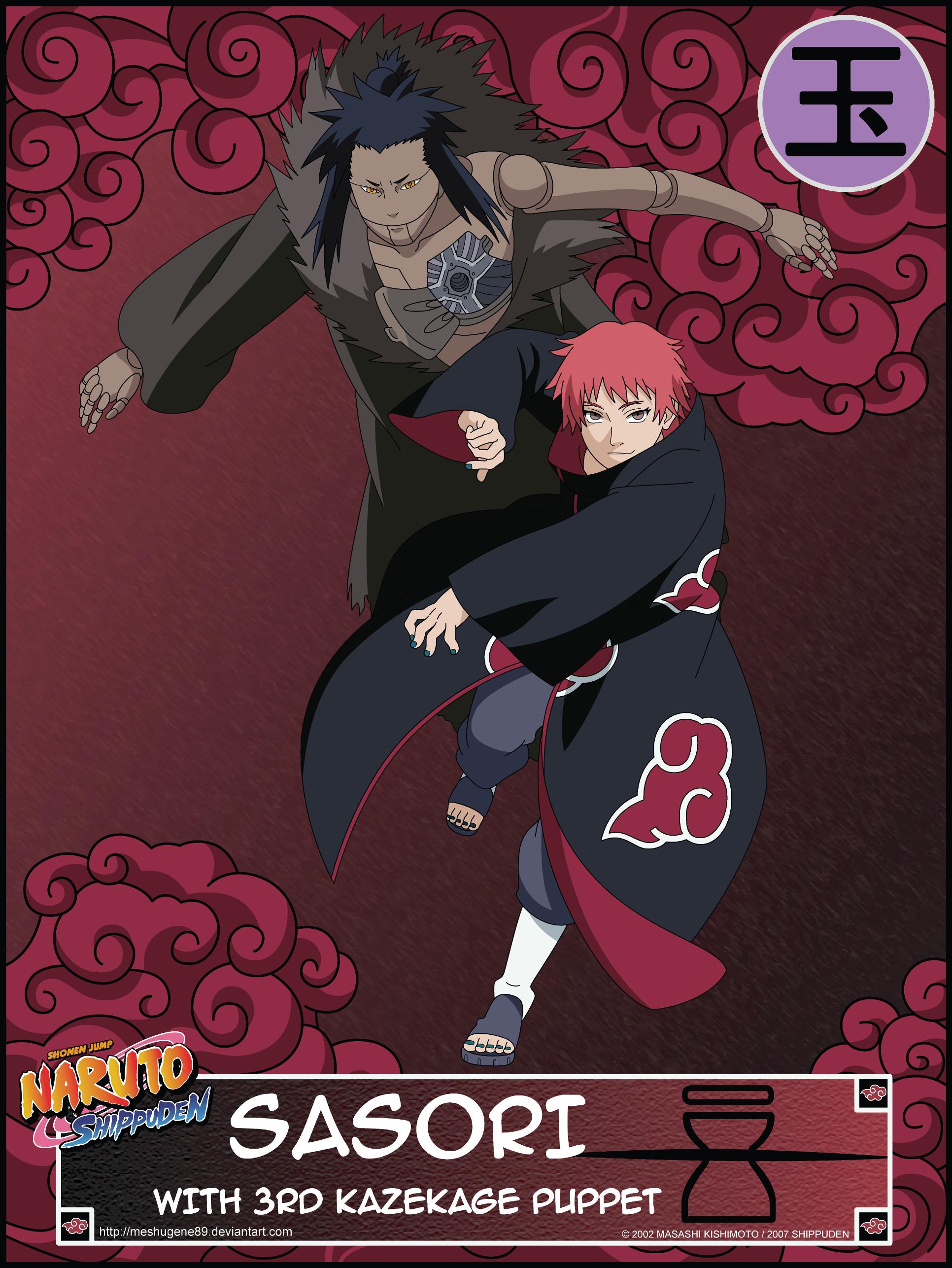 Res: 1932x2572, Naruto shippuden akatsuki sasori kazekage puppets wallpaper       17841   WallpaperUP