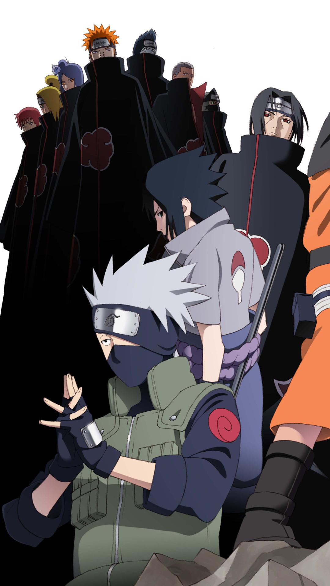 Res: 1080x1920, Anime / Naruto () Mobile Wallpaper