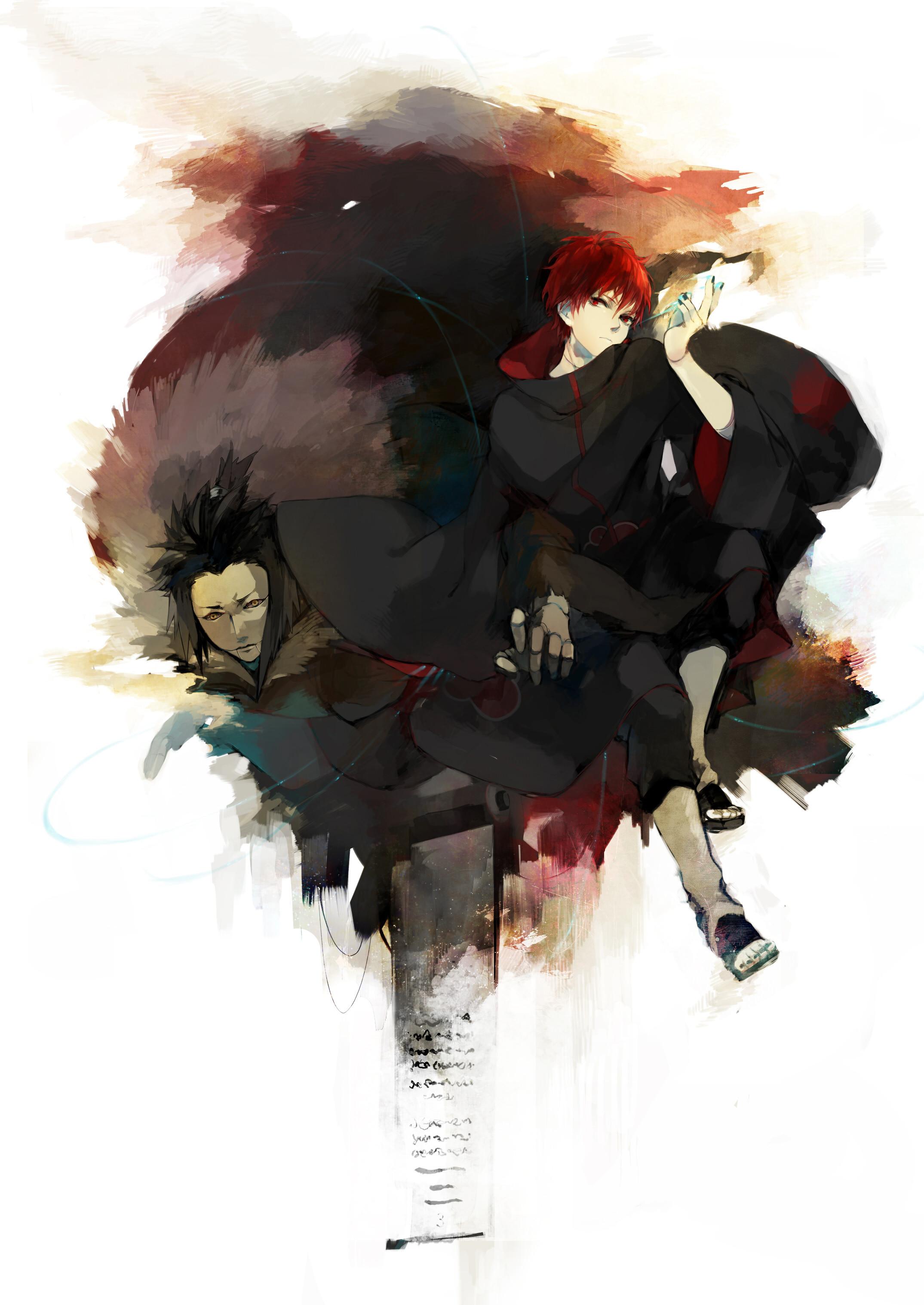 Res: 2149x3035, Tags: Anime, Lupicam, NARUTO, Sasori, Sandaime Kazekage, Mobile Wallpaper,