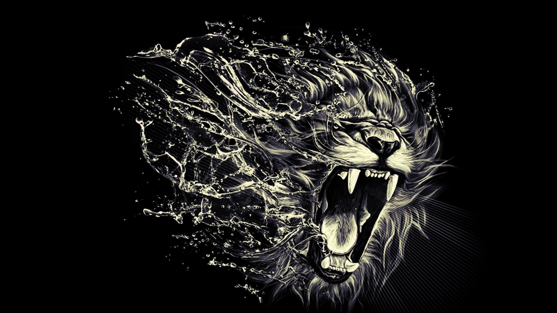 Res: 1920x1080, Roaring Lion Wallpaper 10