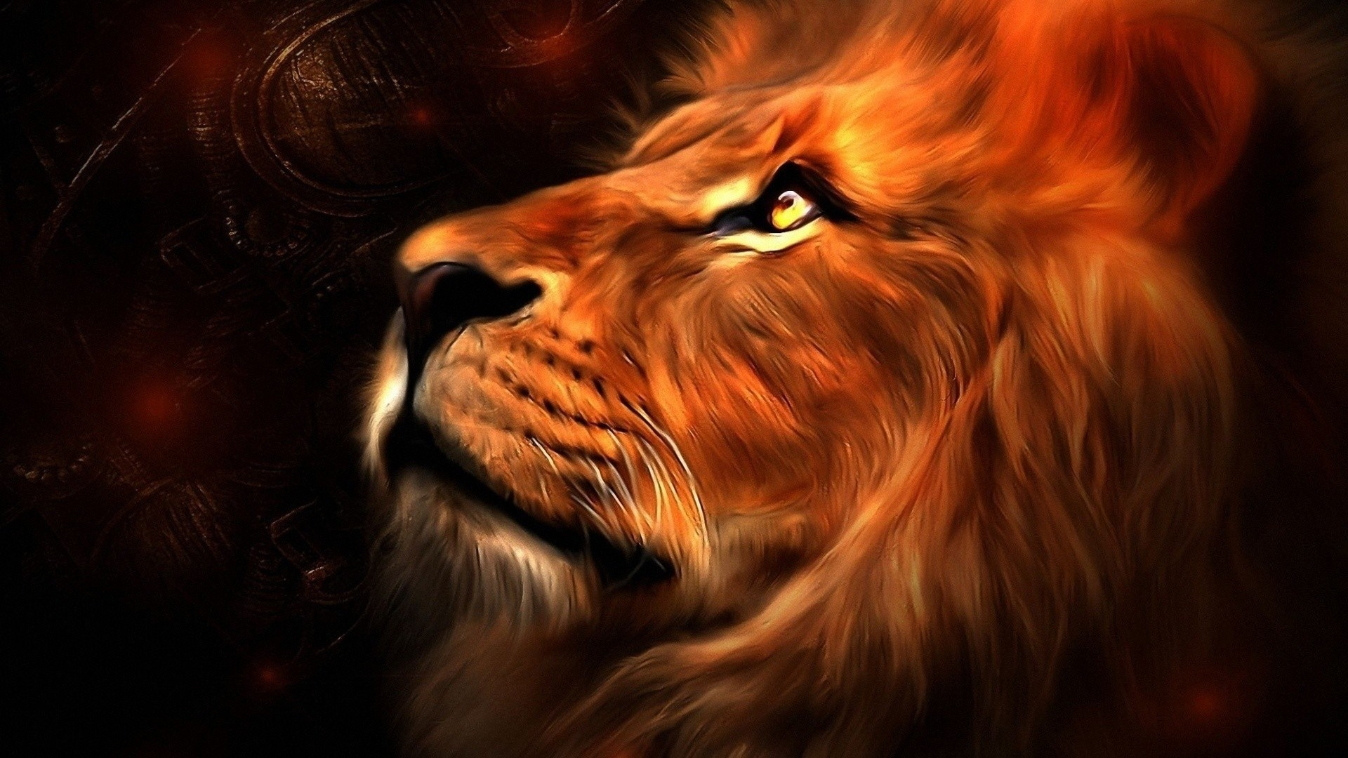 Res: 1920x1080, Roaring Lion Hd Wallpapers · Download .