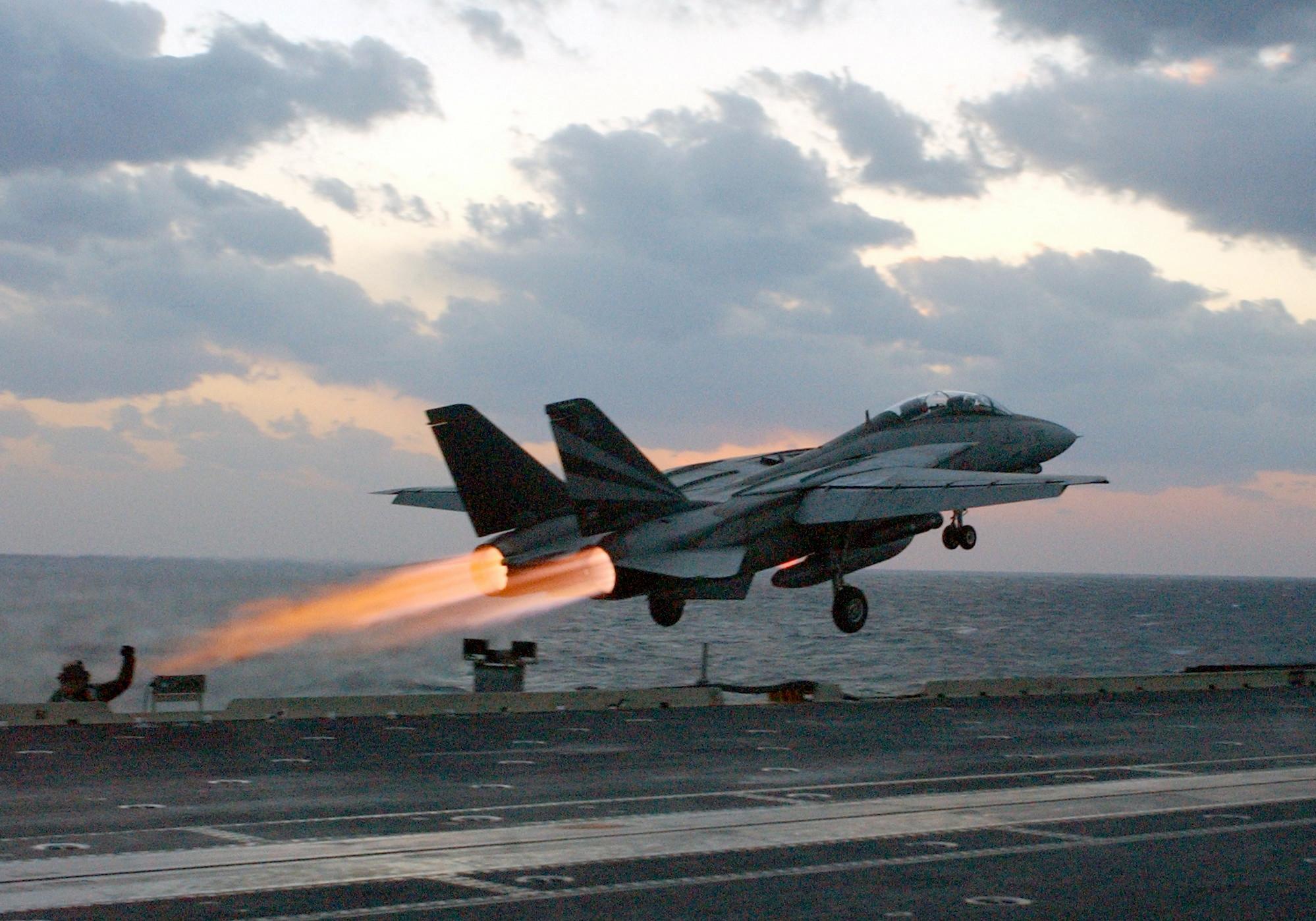 Res: 1998x1398, Militär - Grumman F-14 Tomcat Wallpaper