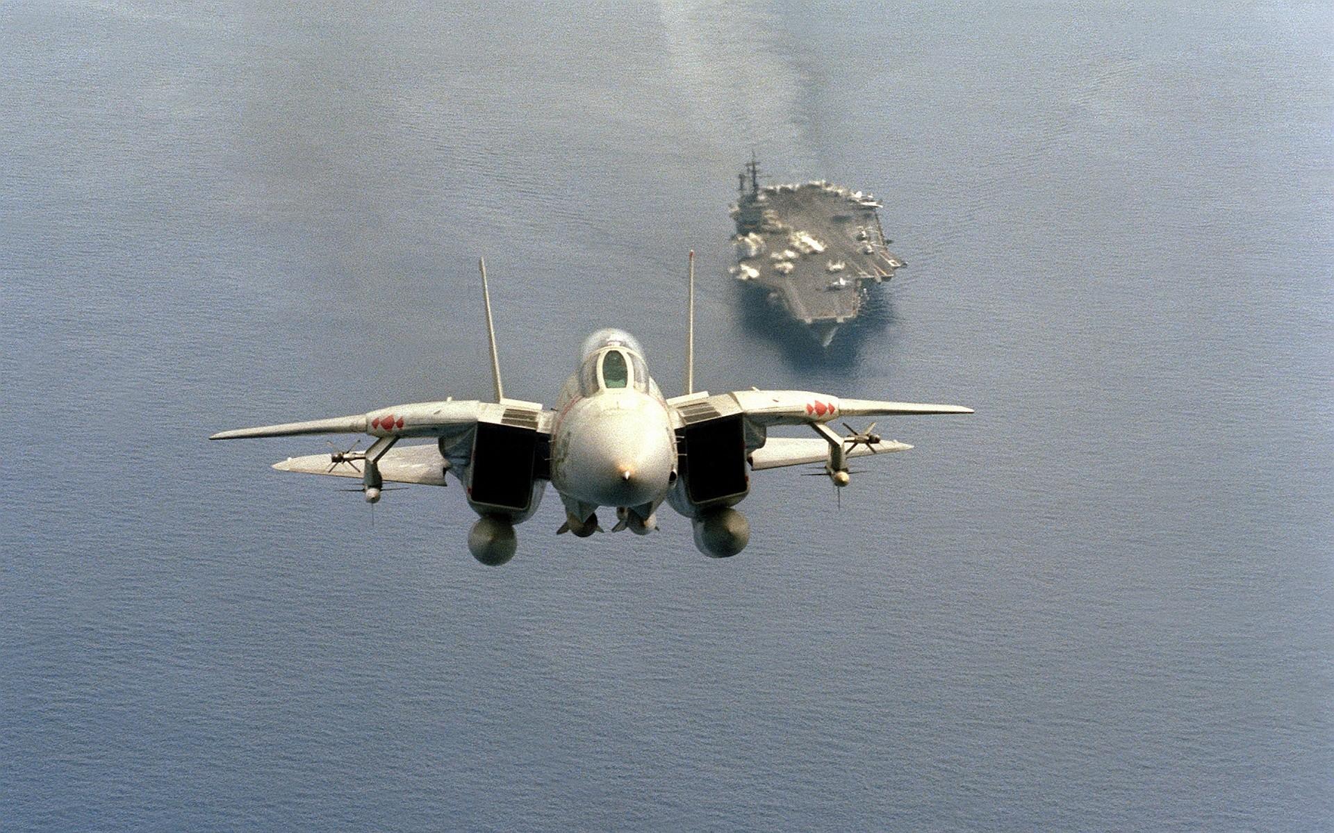 Res: 1920x1199, Militär - Grumman F-14 Tomcat Wallpaper