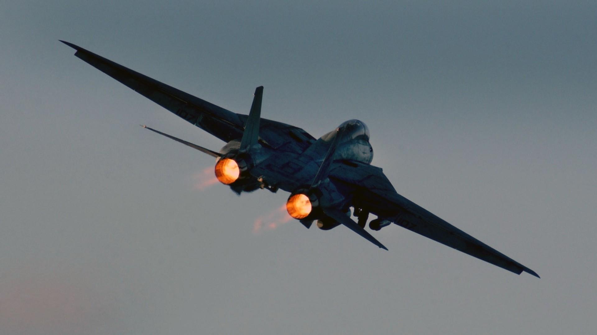 Res: 1920x1080, F-14 Tomcat