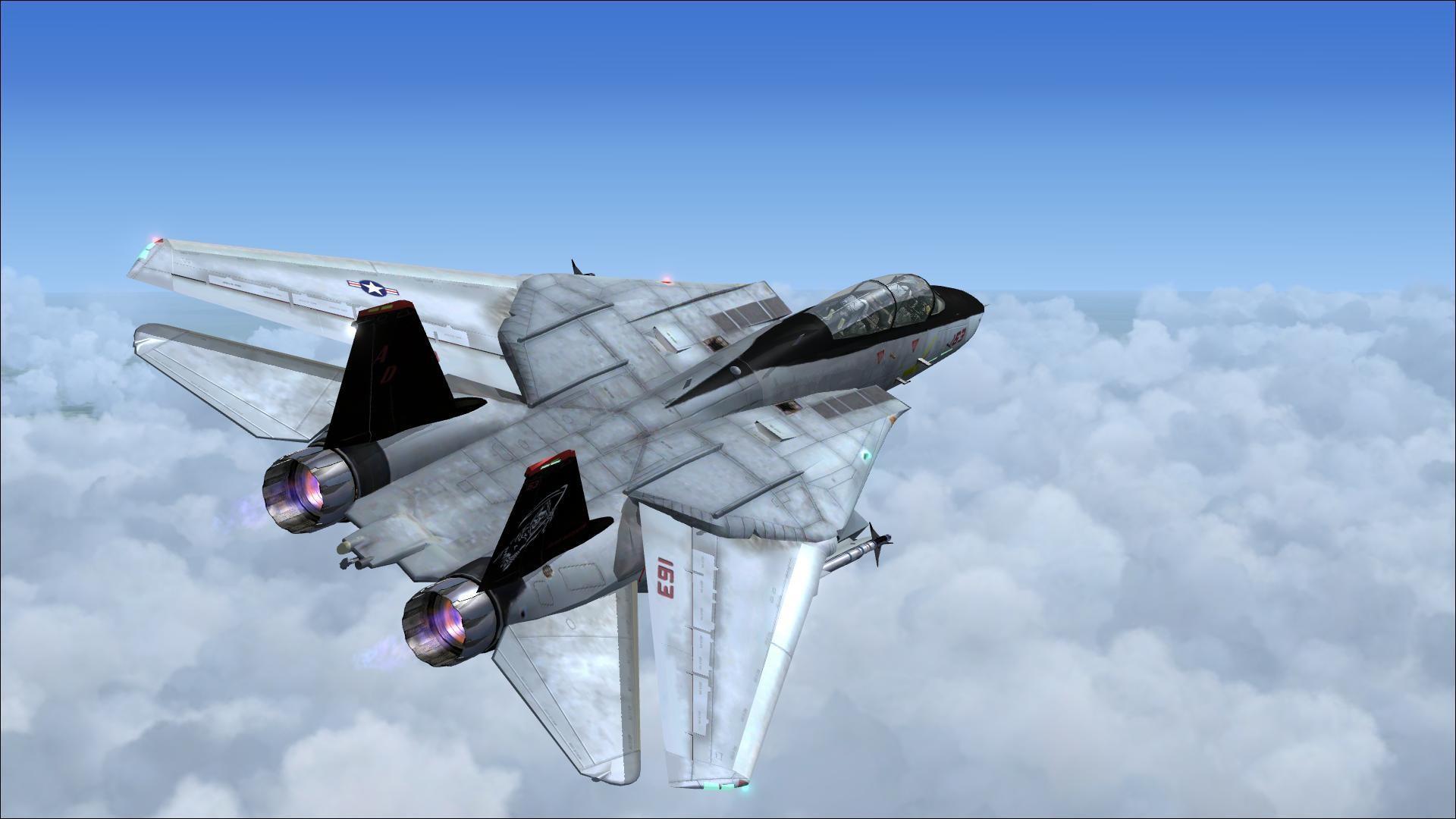 Res: 1920x1080, F-14 Tomcat Vf 101 Grim Reapers wallpaper thumb