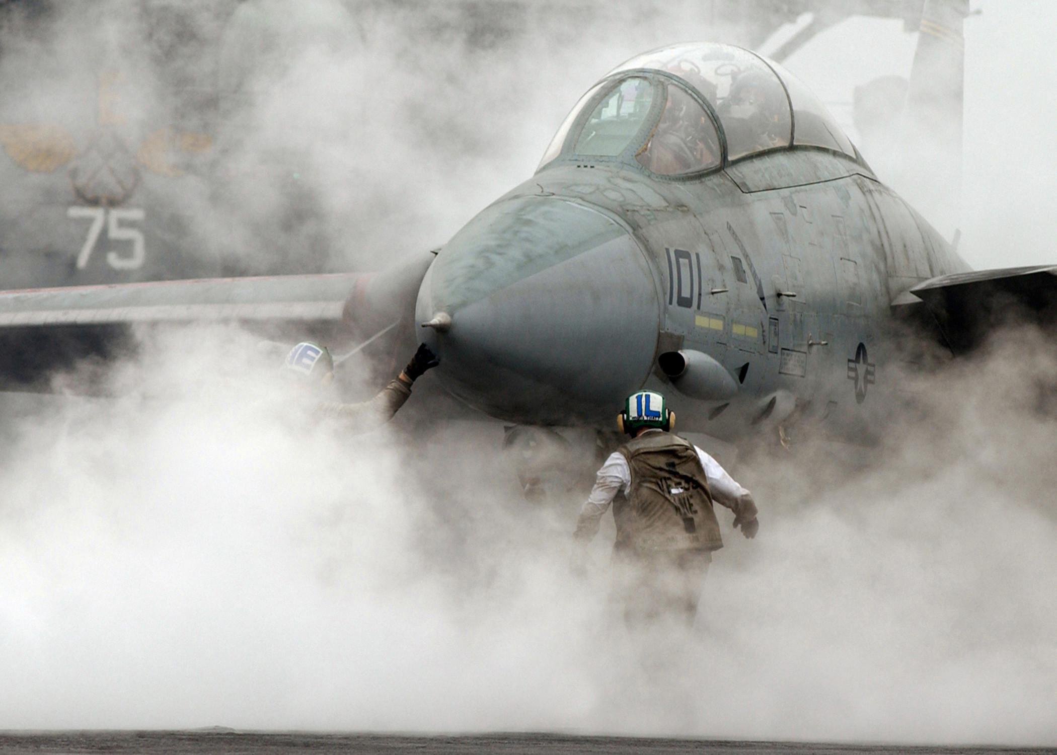 Res: 2100x1500, Militär - Grumman F-14 Tomcat Wallpaper