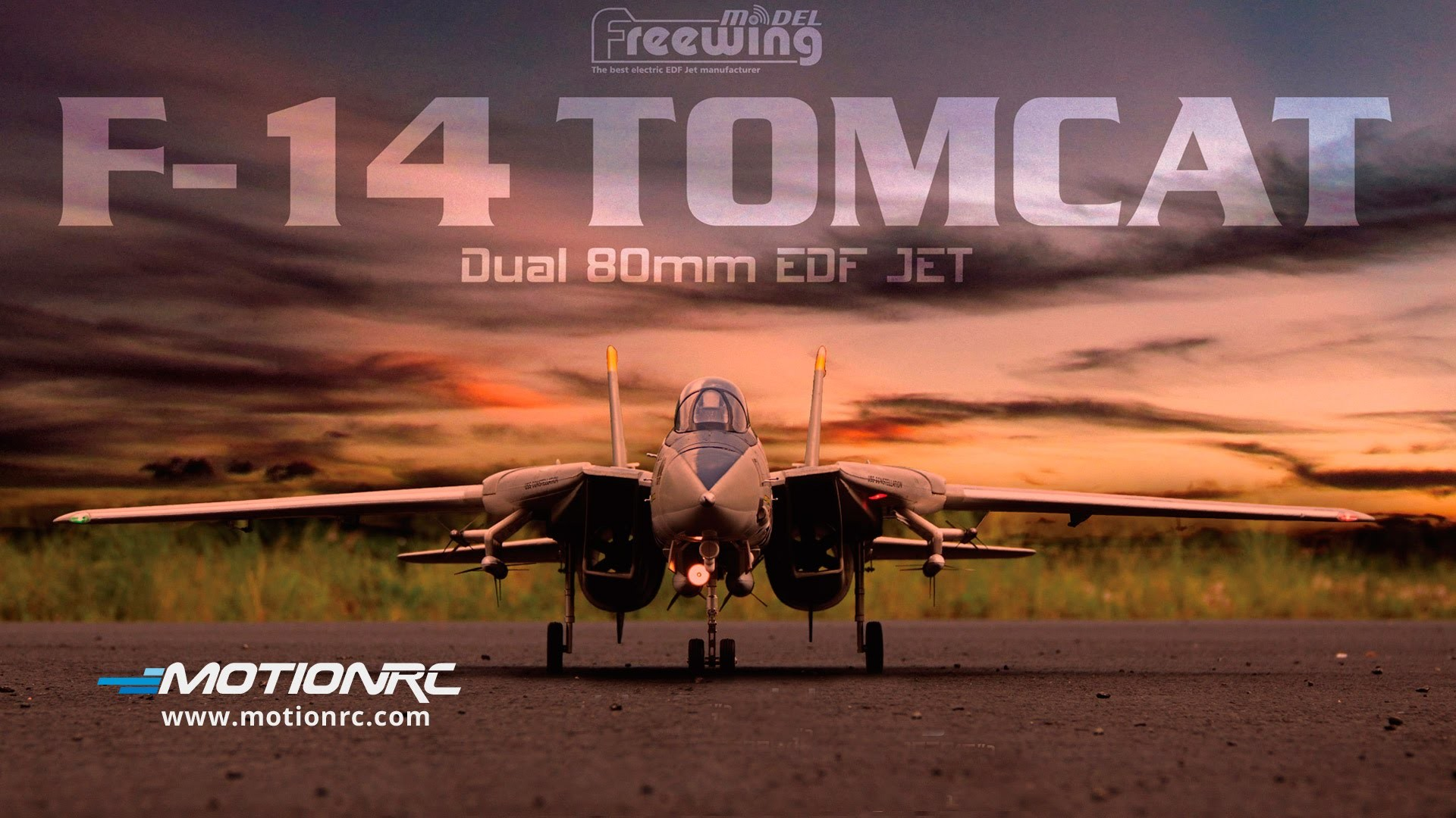 Res: 1920x1080, Freewing F-14 Tomcat Twin 80mm EDF Jet - Feature Review and Flight Demo -  YouTube