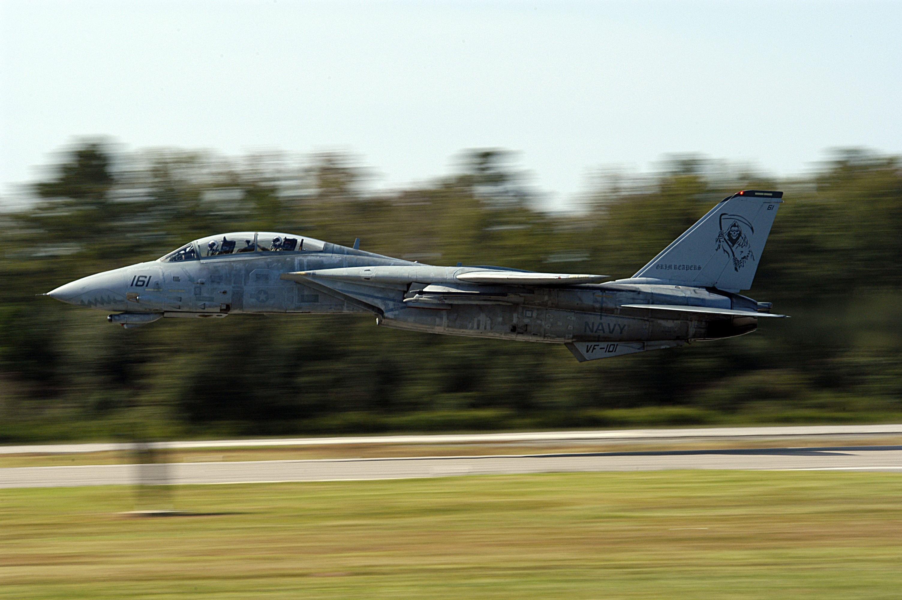 Res: 3008x2000, Military - Grumman F-14 Tomcat Wallpaper