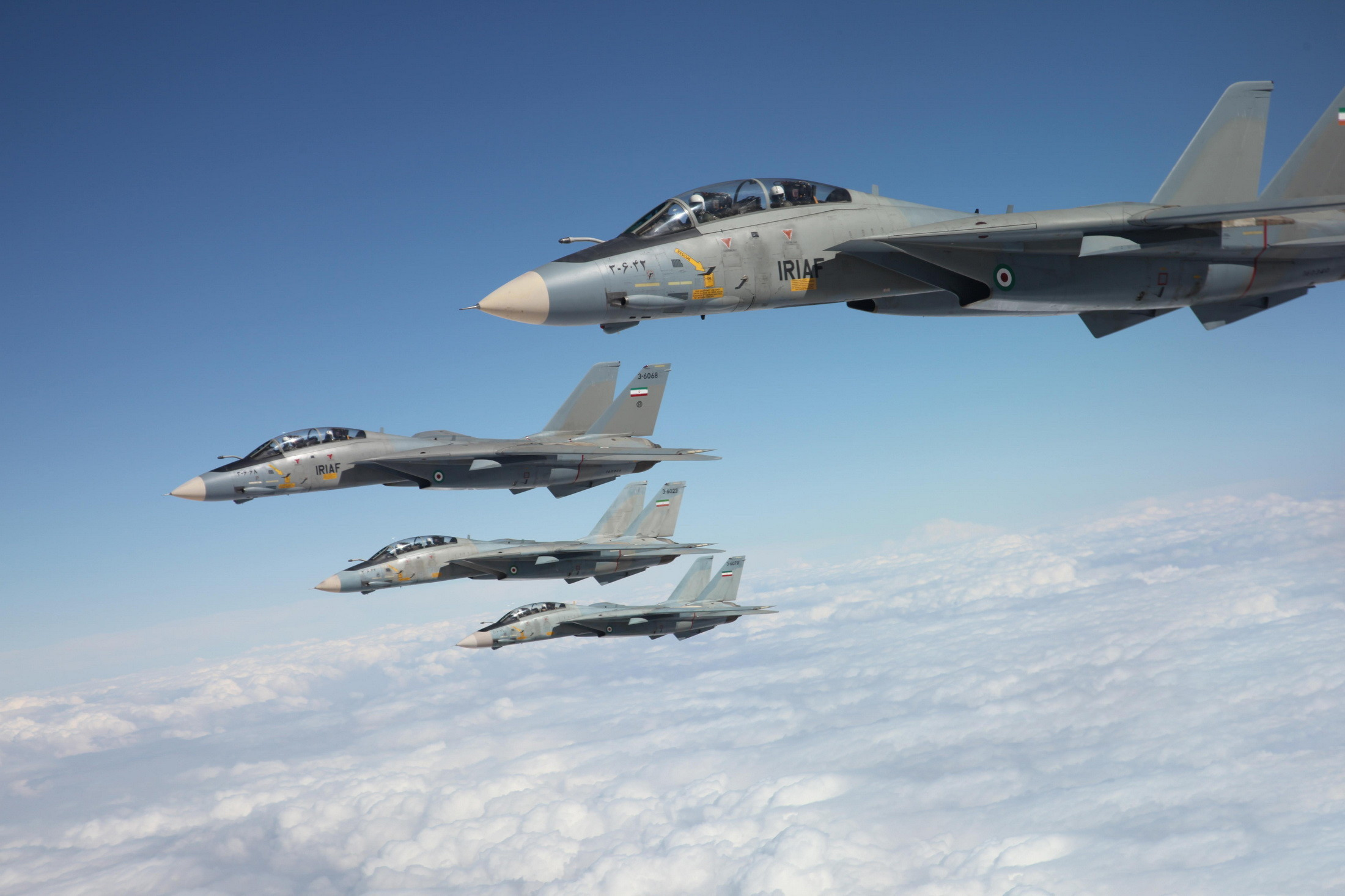 Res: 2200x1467, Iranian F-14 Tomcat crashed last year mistakenly downed by Iranian Air  Defense?
