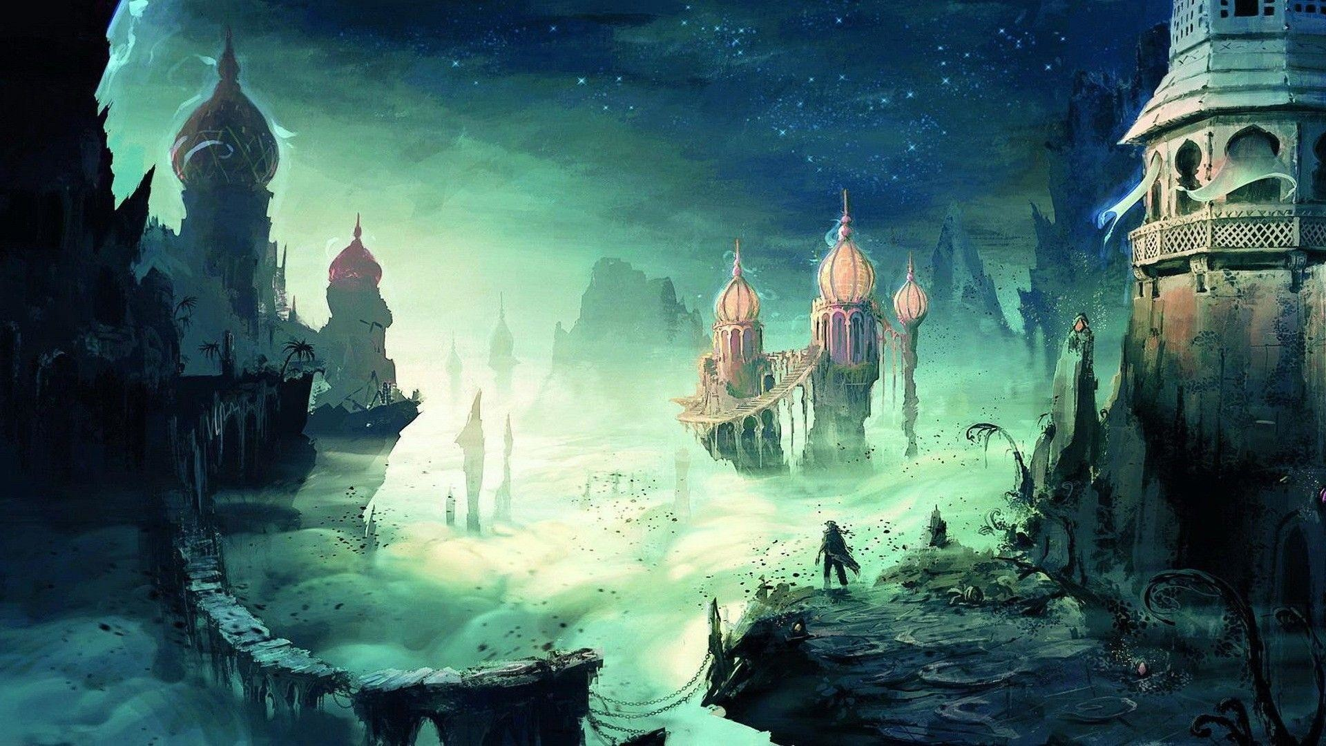 Res: 1920x1080, Download Prince of Persia Concept Art Wallpaper | Free Wallpapers
