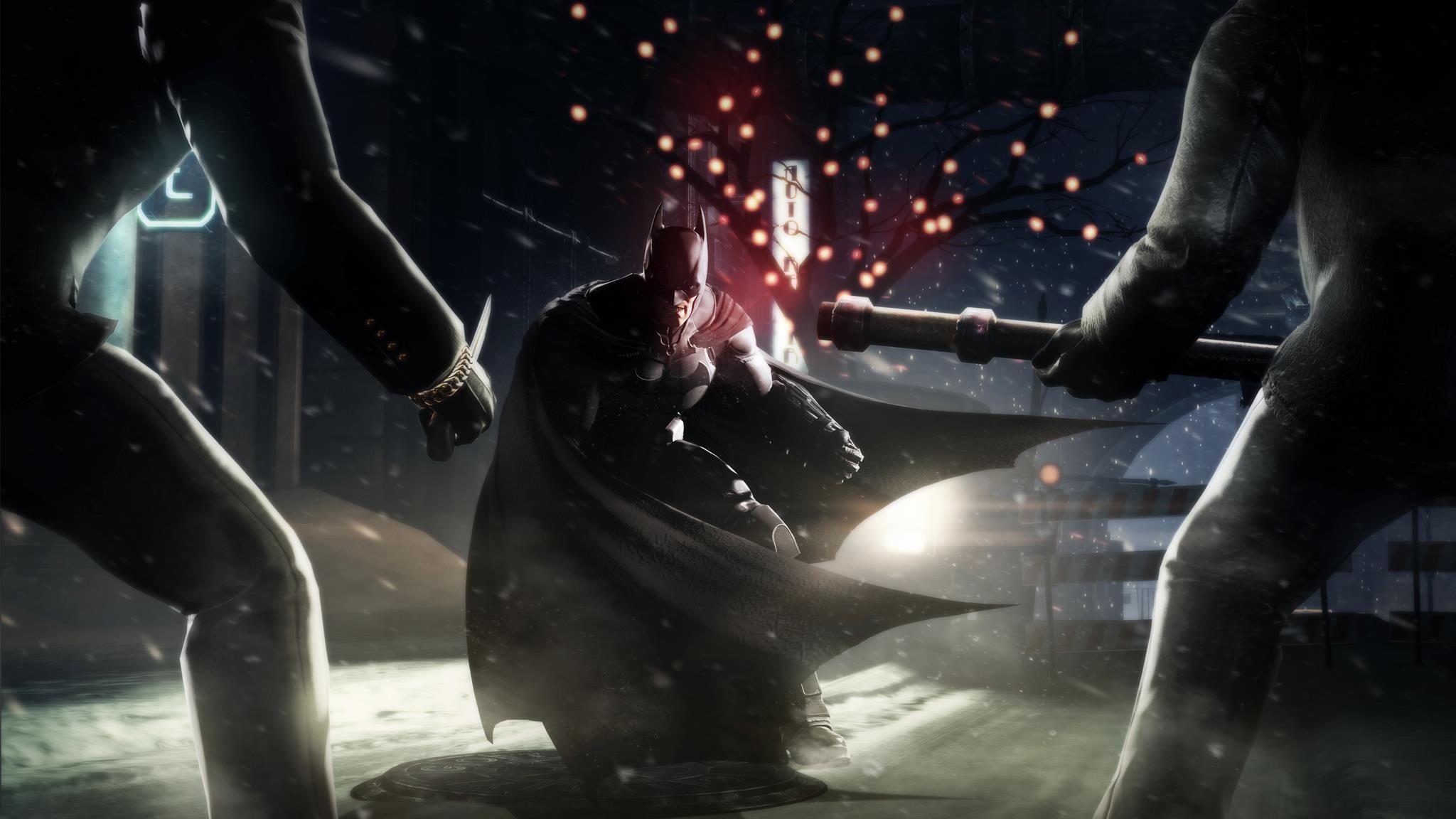Res: 2048x1152, Batman Arkham Origins Concept Art Wallpaper HD