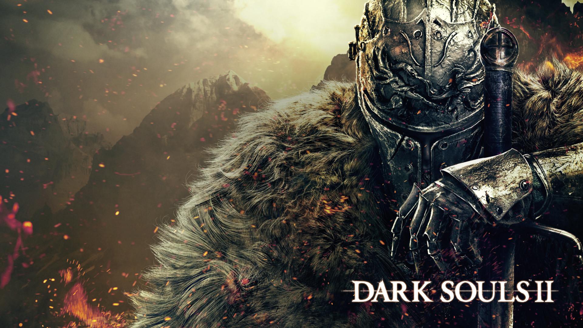 Res: 1920x1080, Dark Souls 2 Concept Art Wallpaper