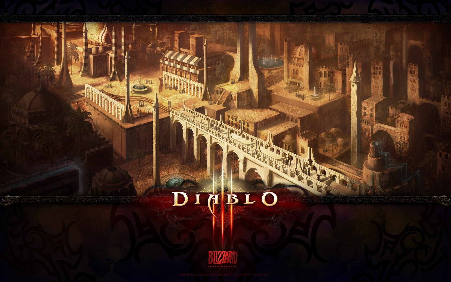 Res: 1920x1200, Image: Diablo 3 Concept Art wallpapers and stock photos. Â«