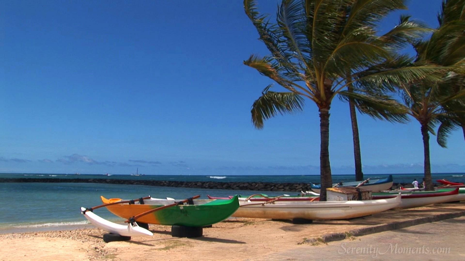 Res: 1920x1080, waikiki beach 806687