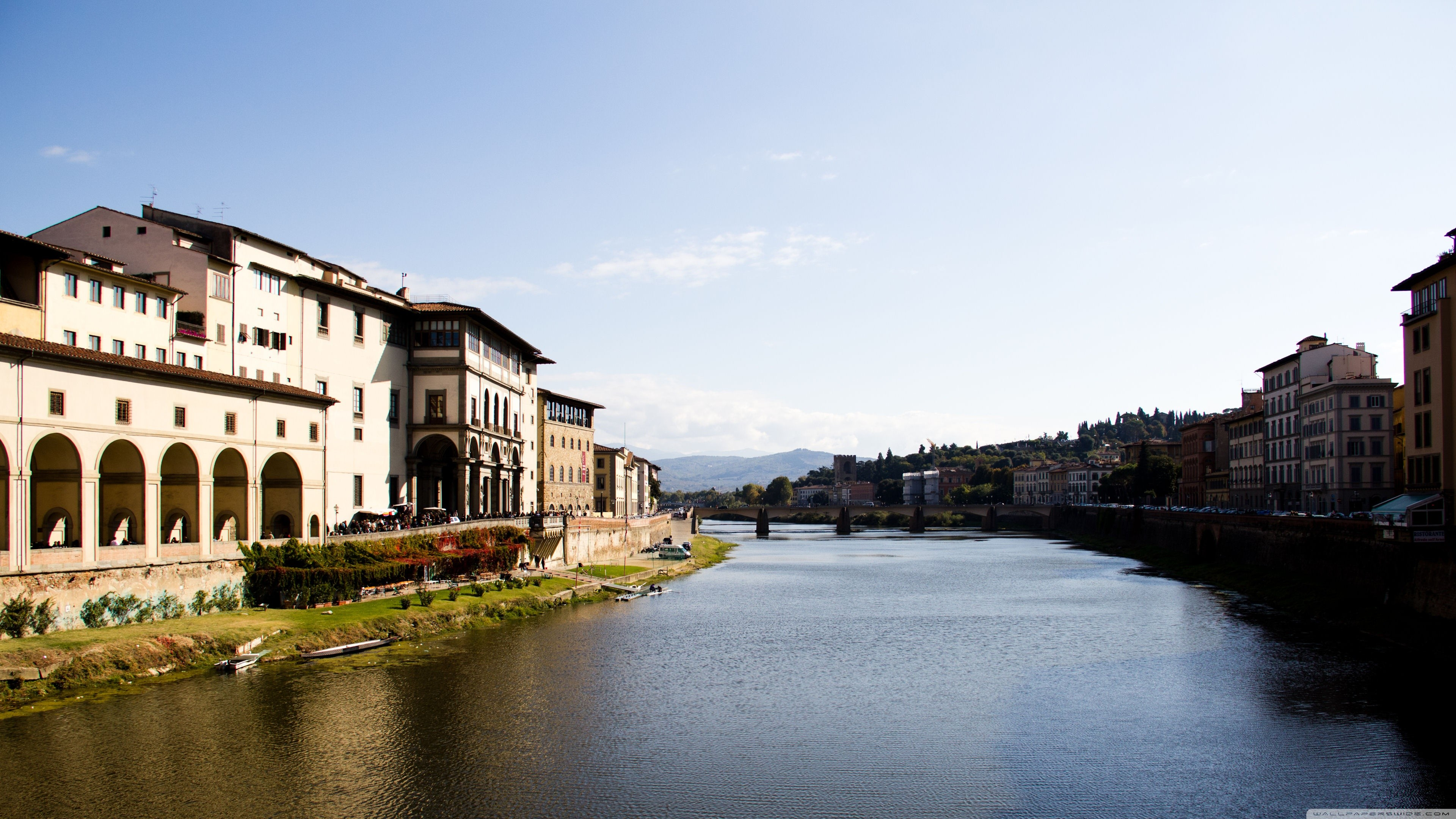 Res: 3840x2160, Florence Wallpaper