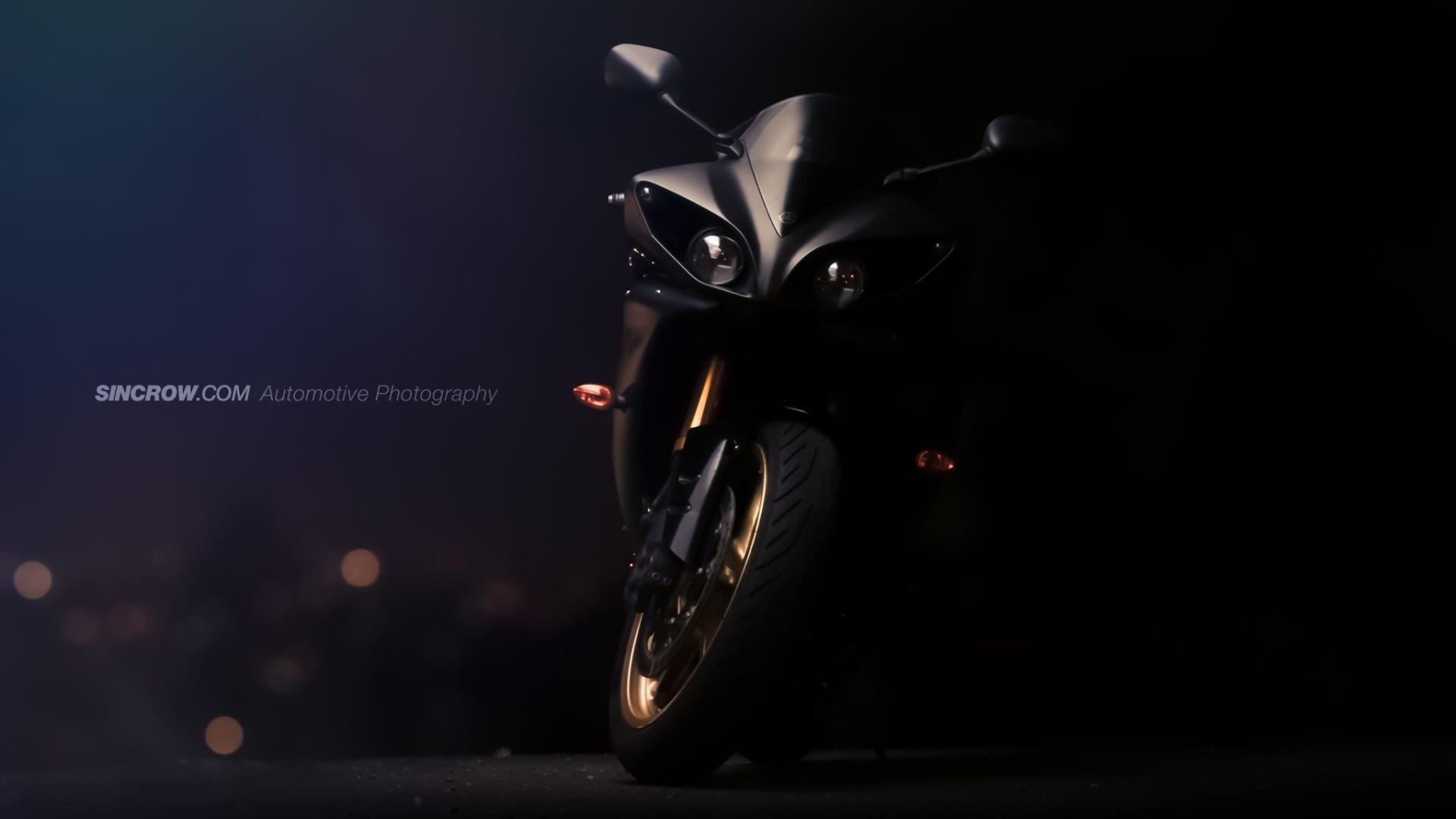 Res: 1920x1080, Yamaha R1 & Triumph Motorcycles