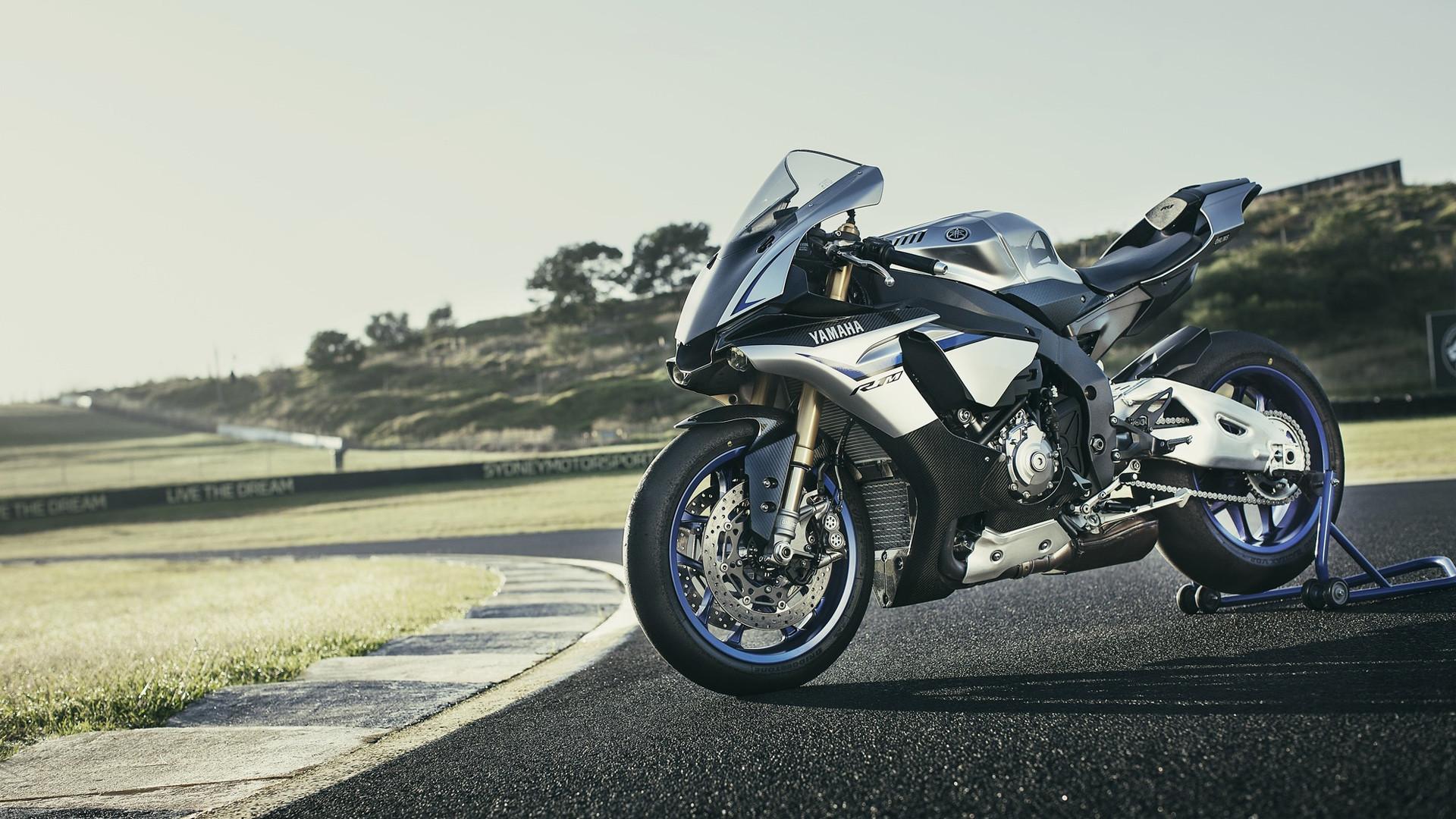 Res: 1920x1080, Yamaha YZF R1 Bike Wallpaper 62171