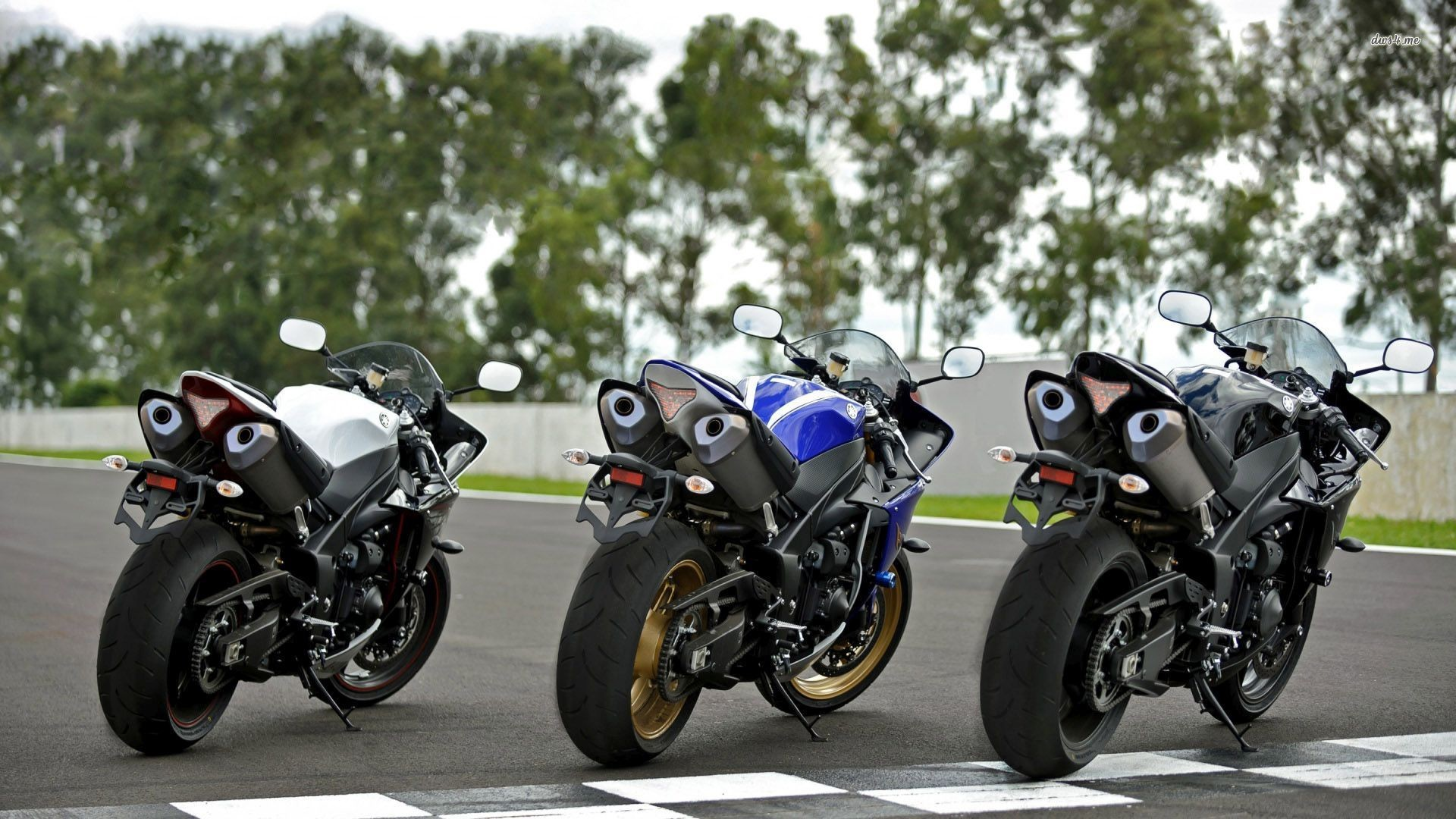 Res: 1920x1080, Yamaha YZF-R1 Wallpapers 18 - 1920 X 1080