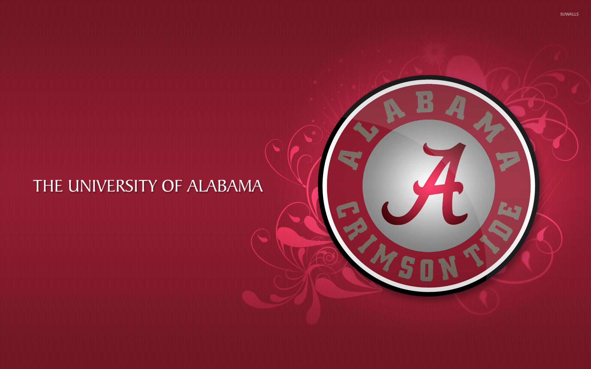 Res: 1920x1200, Alabama Crimson Tide football logo wallpaper