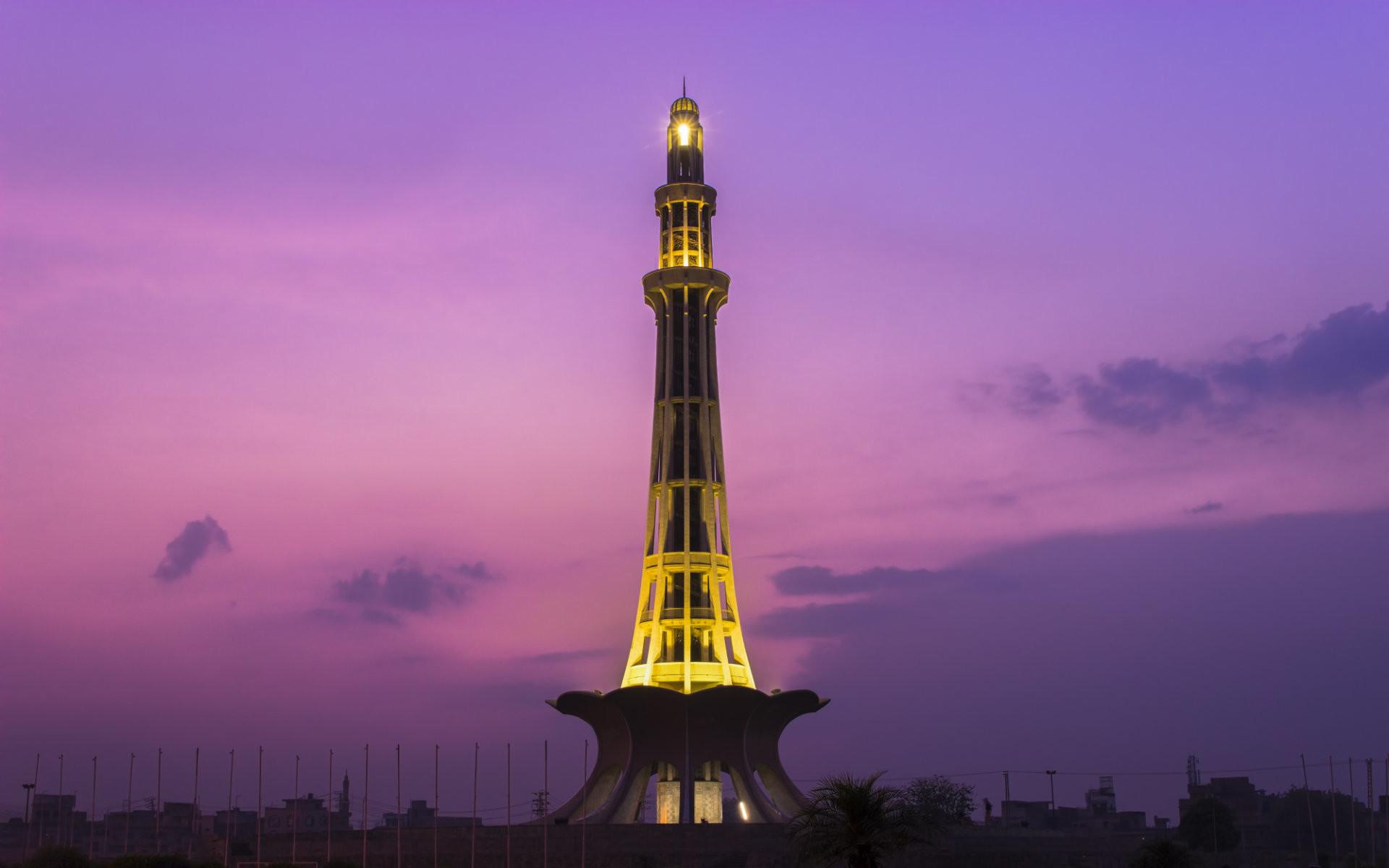 Res: 1920x1200, The Minar-e-Pakistan Wallpaper