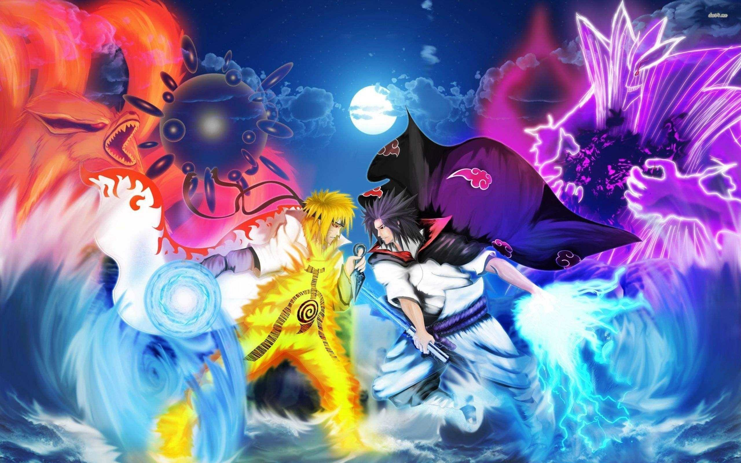 Res: 2560x1600, Cool Naruto Hd Images Desktop Best Wallpaper View For Smartphone