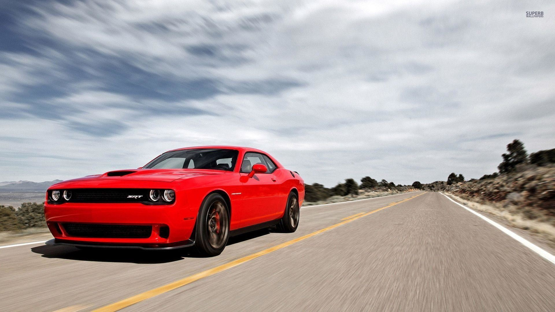 Res: 1920x1080, 2015 Dodge Challenger SRT Hellcat wallpaper - Car wallpapers - #