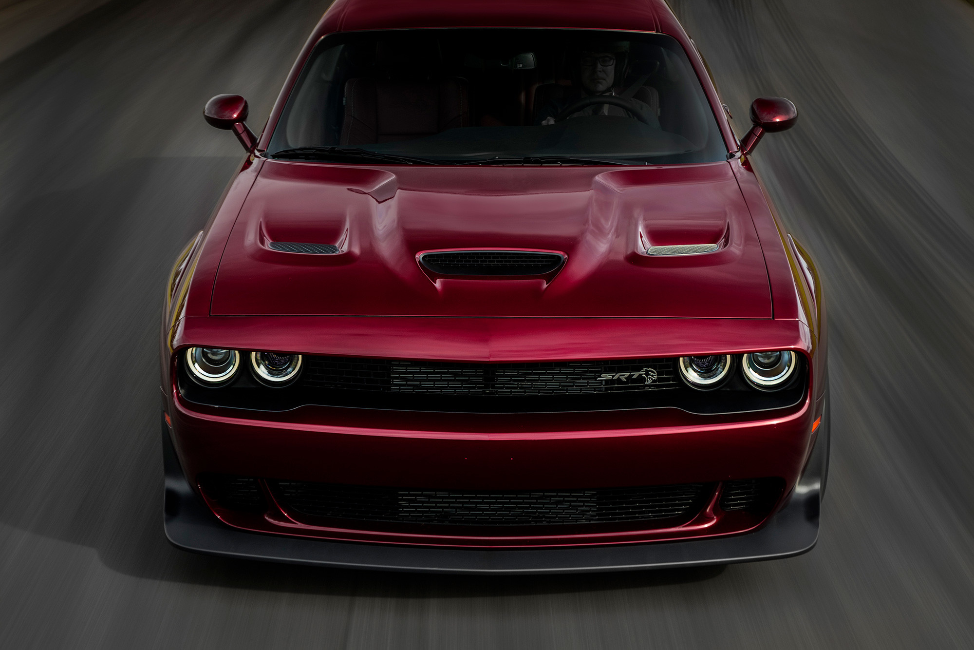 Res: 2000x1334, Dodge Challenger SRT Hellcat Widebody 2018