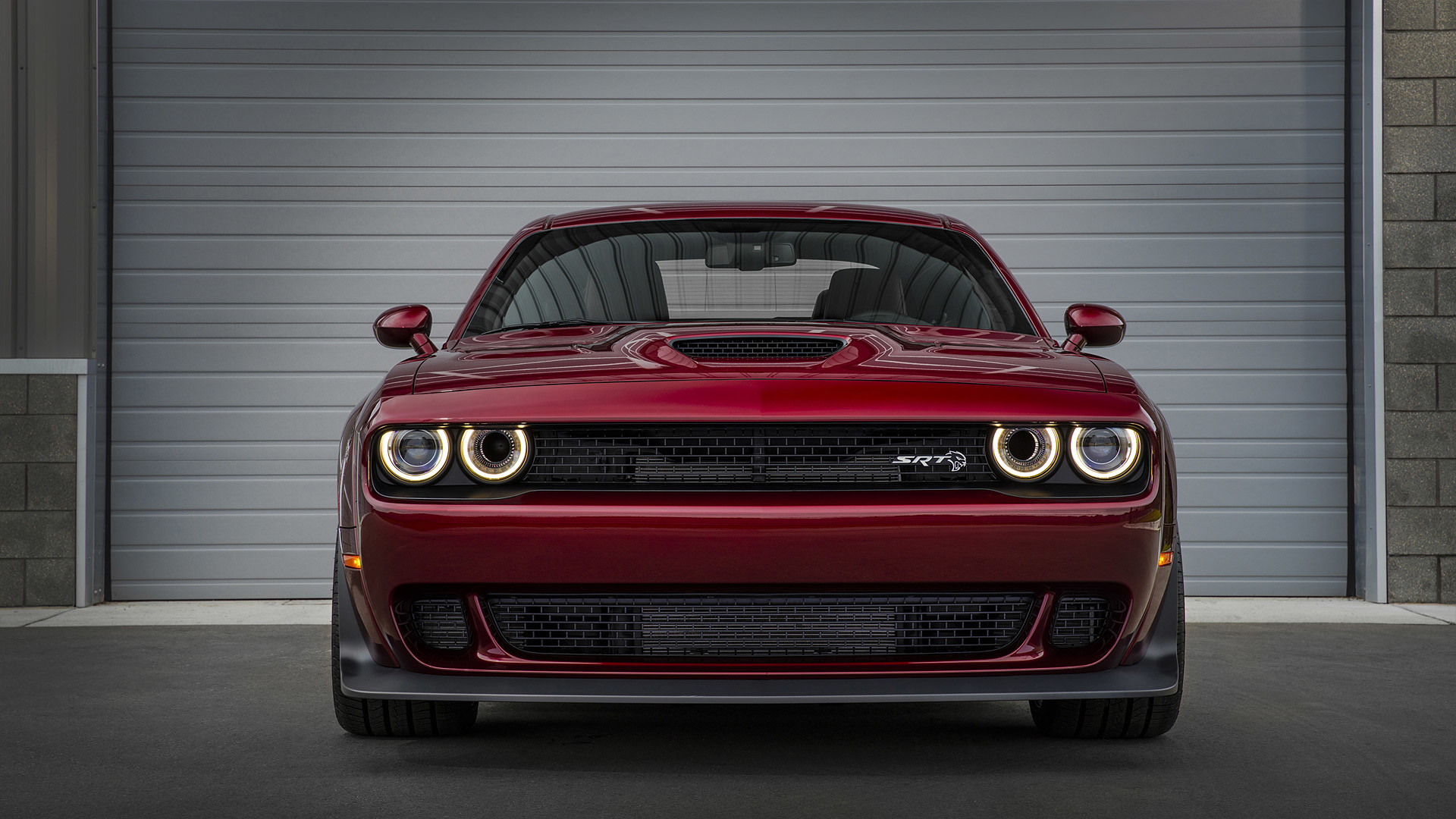 Res: 1920x1080, 2018 Dodge Challenger SRT Hellcat Widebody picture